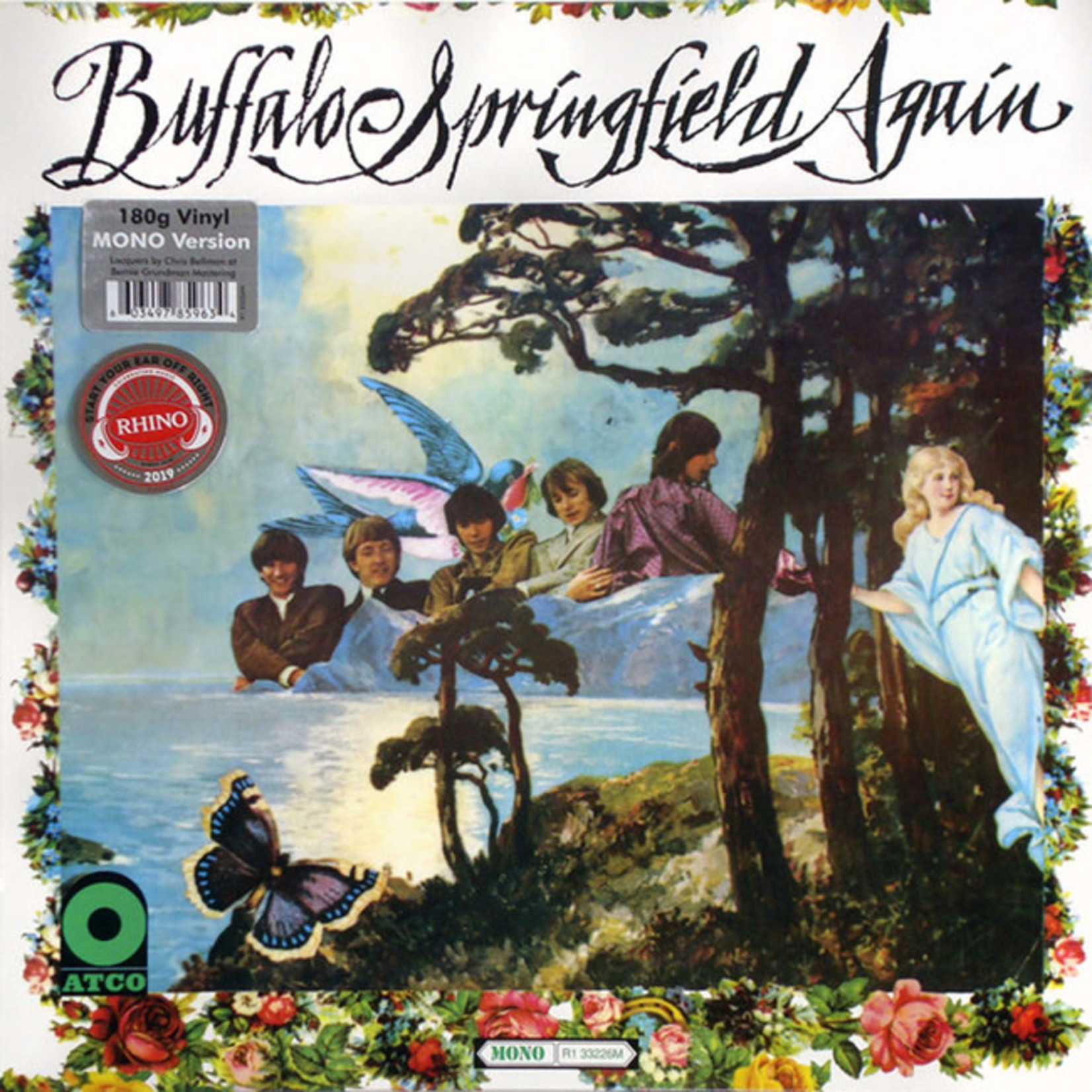 [New] Buffalo Springfield: Buffalo Springfield Again (mono)