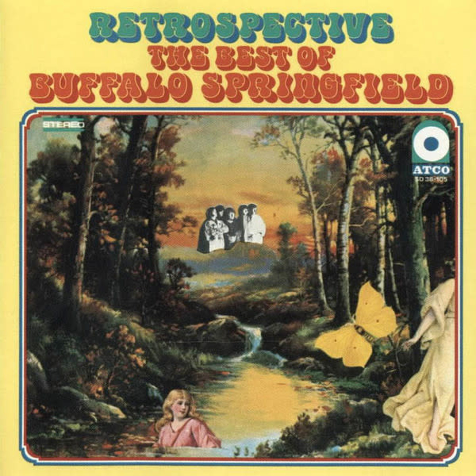 [Vintage] Buffalo Springfield: Retrospective (or The Best of)