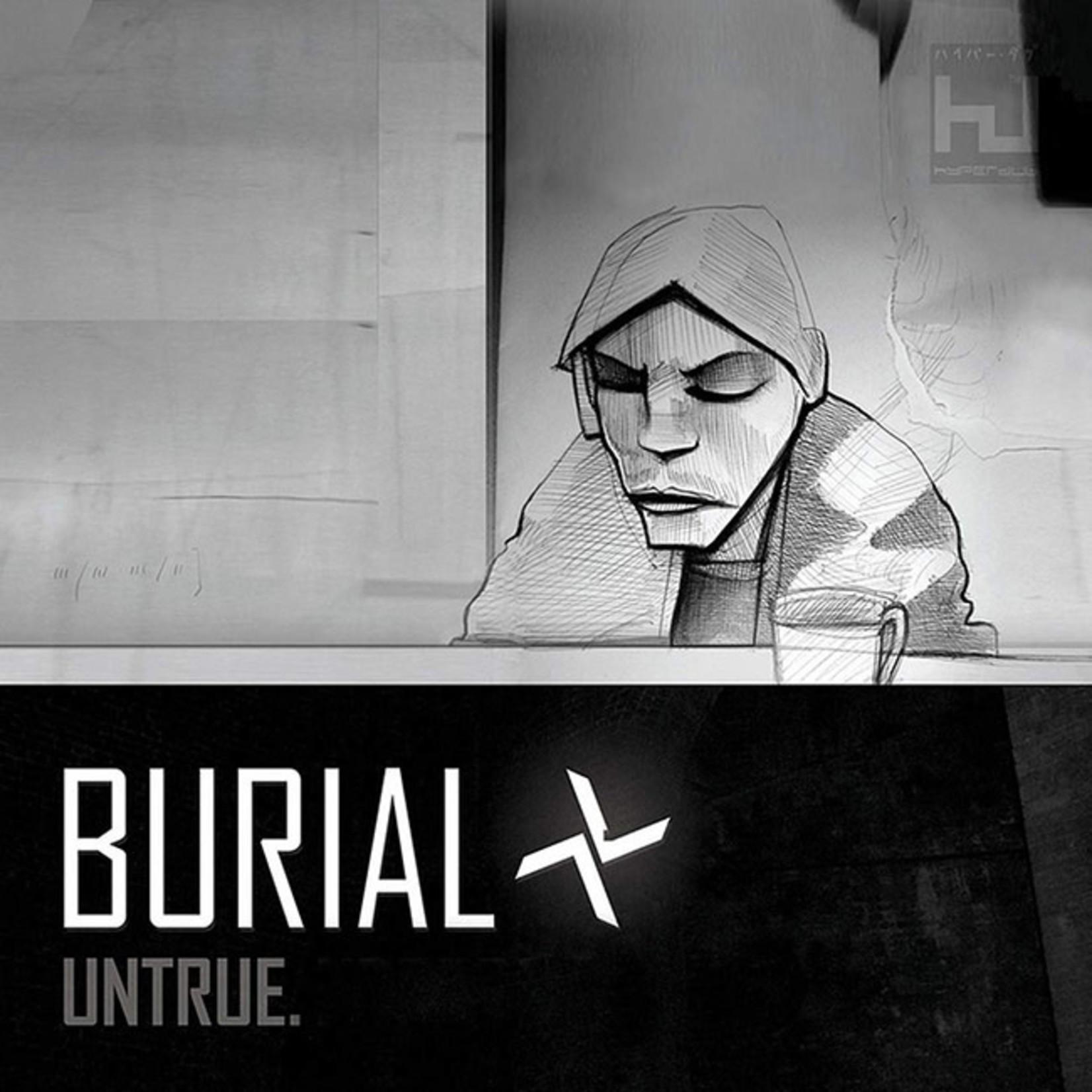 [New] Burial: Untrue (2LP)