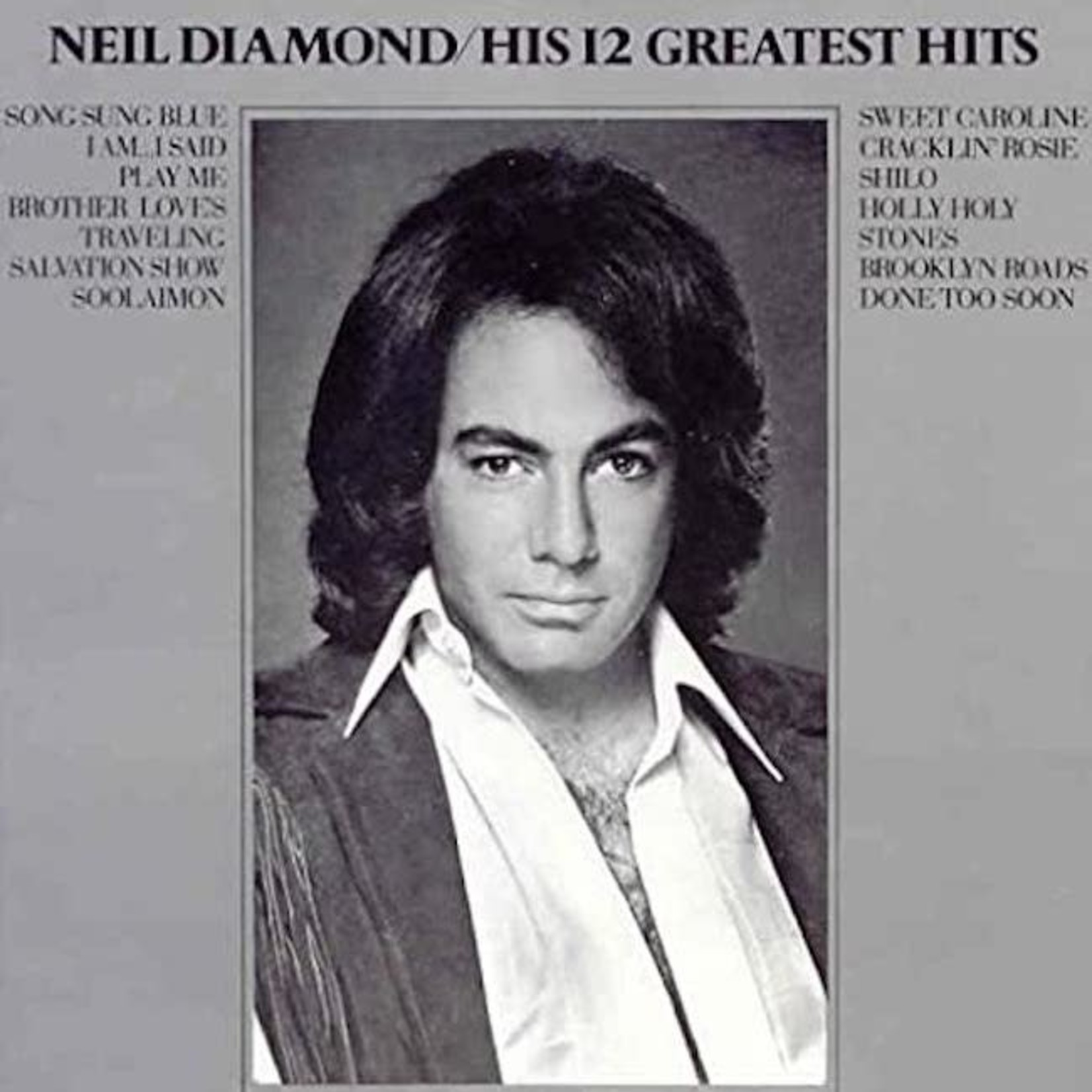 [Vintage] Diamond, Neil: 12 Greatest Hits Vol. 1 (or His...)
