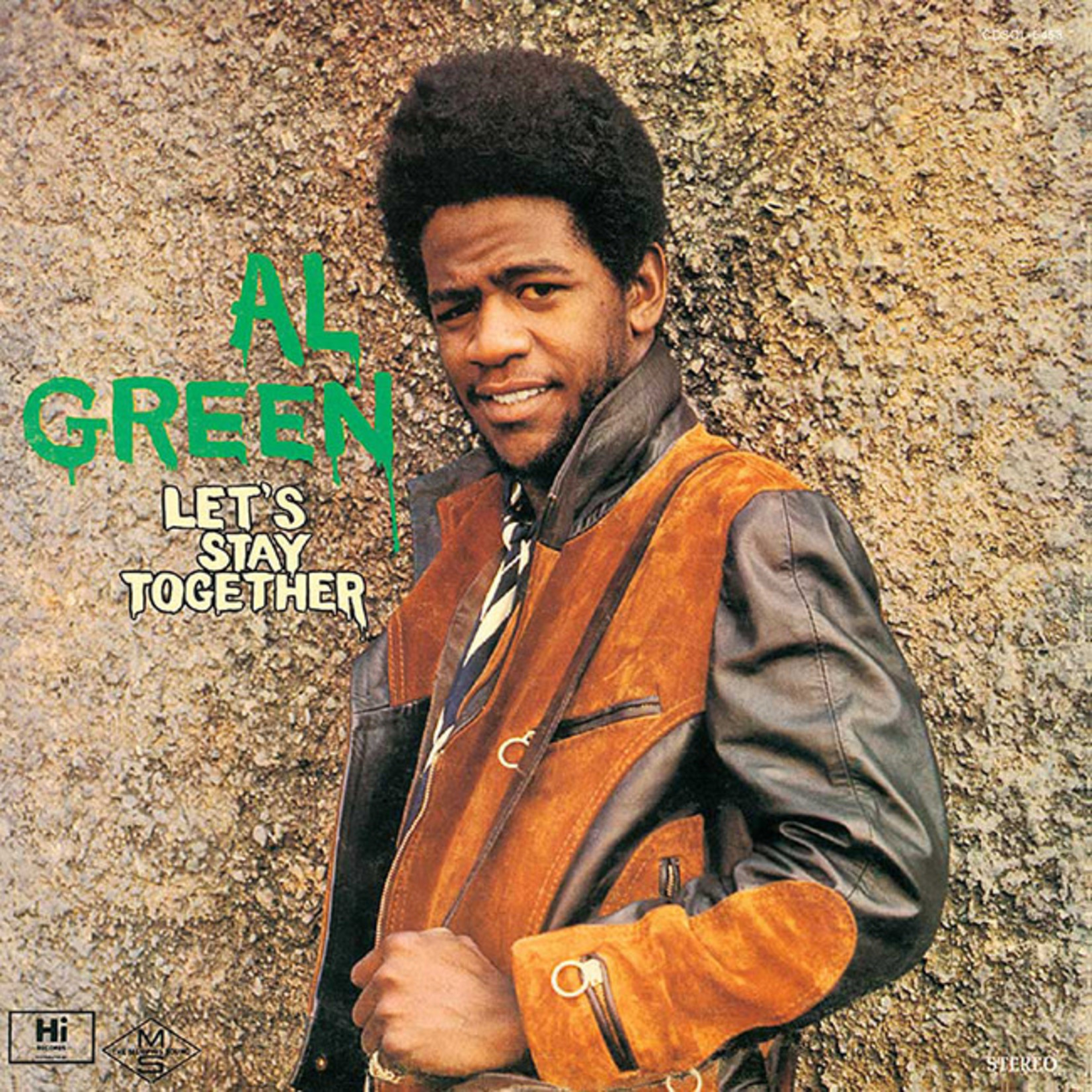 [New] Green, Al: Let's Stay Together