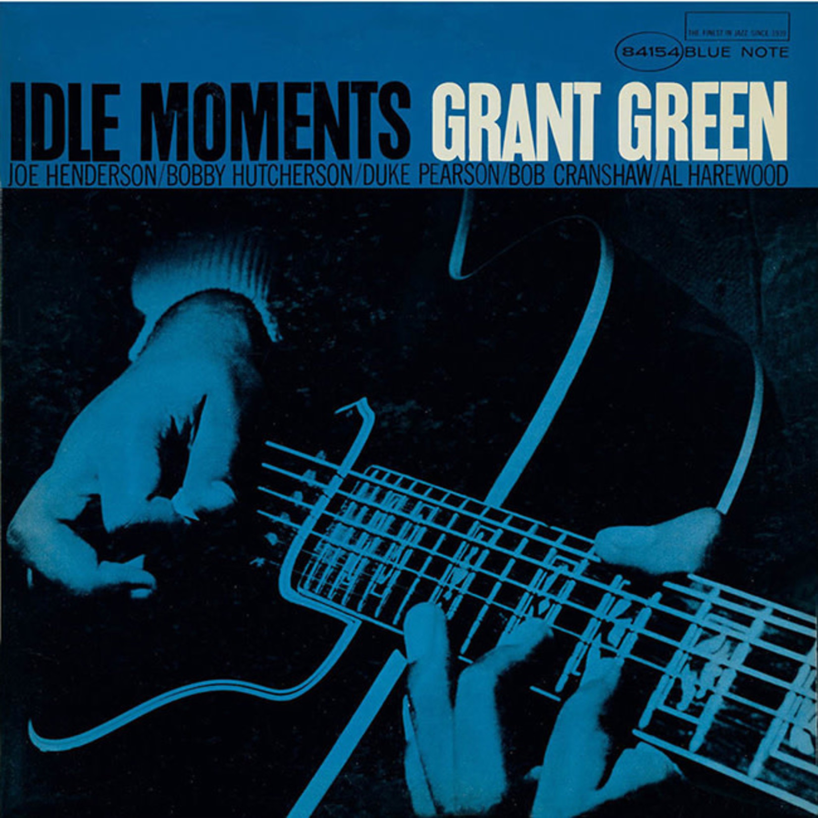 [New] Green, Grant: Idle Moments