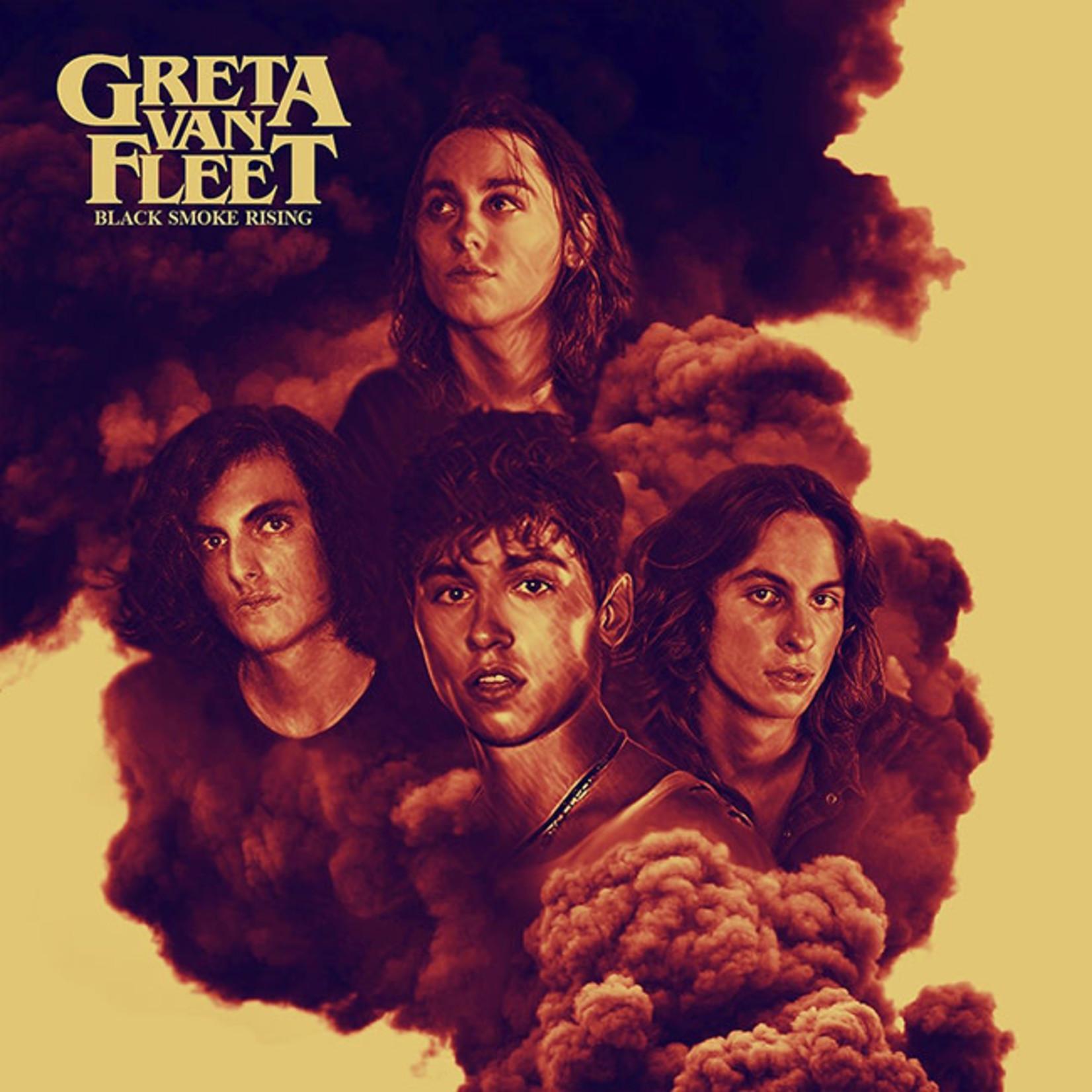 [New] Greta Van Fleet: Black Smoke Rising EP