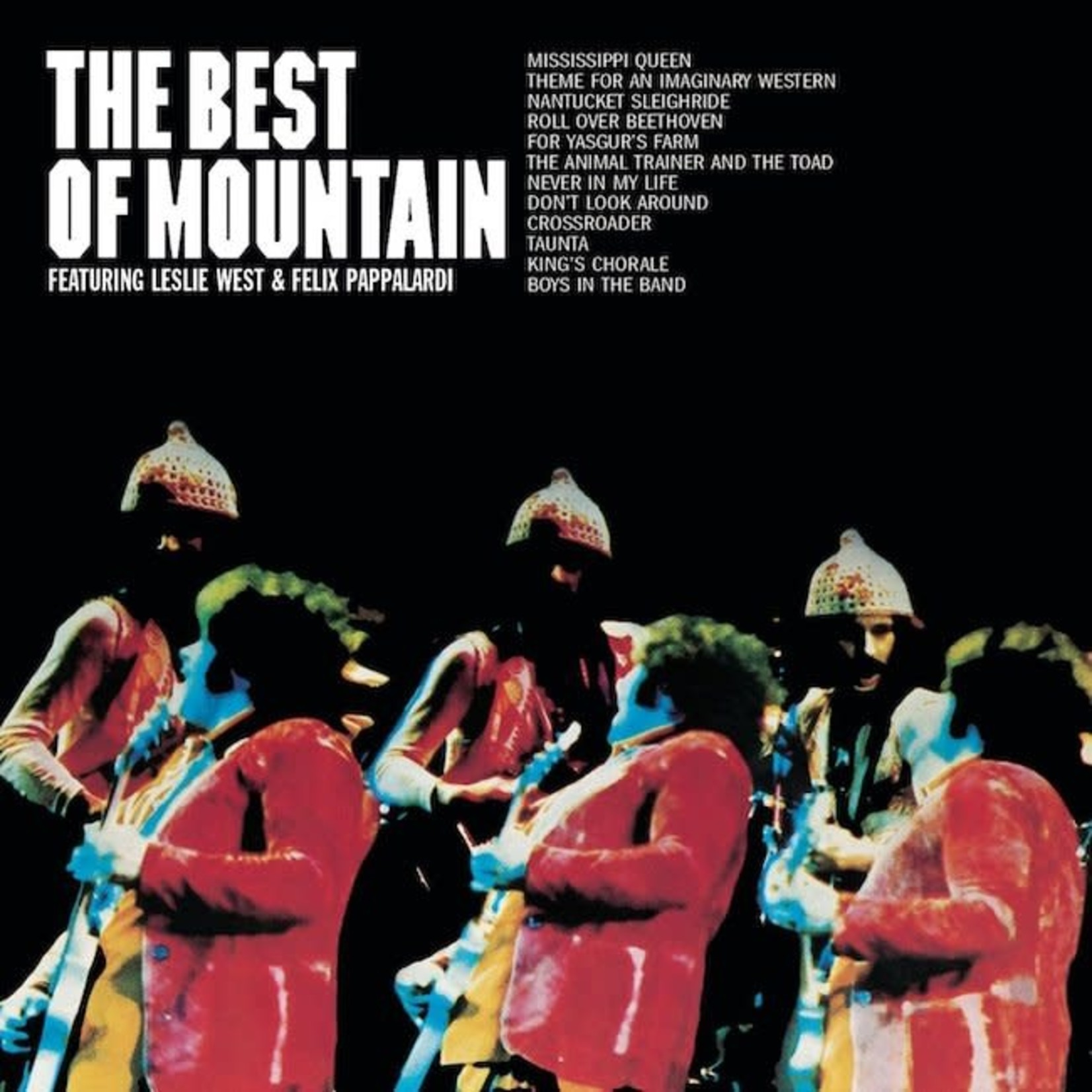 [Vintage] Mountain: Best of...