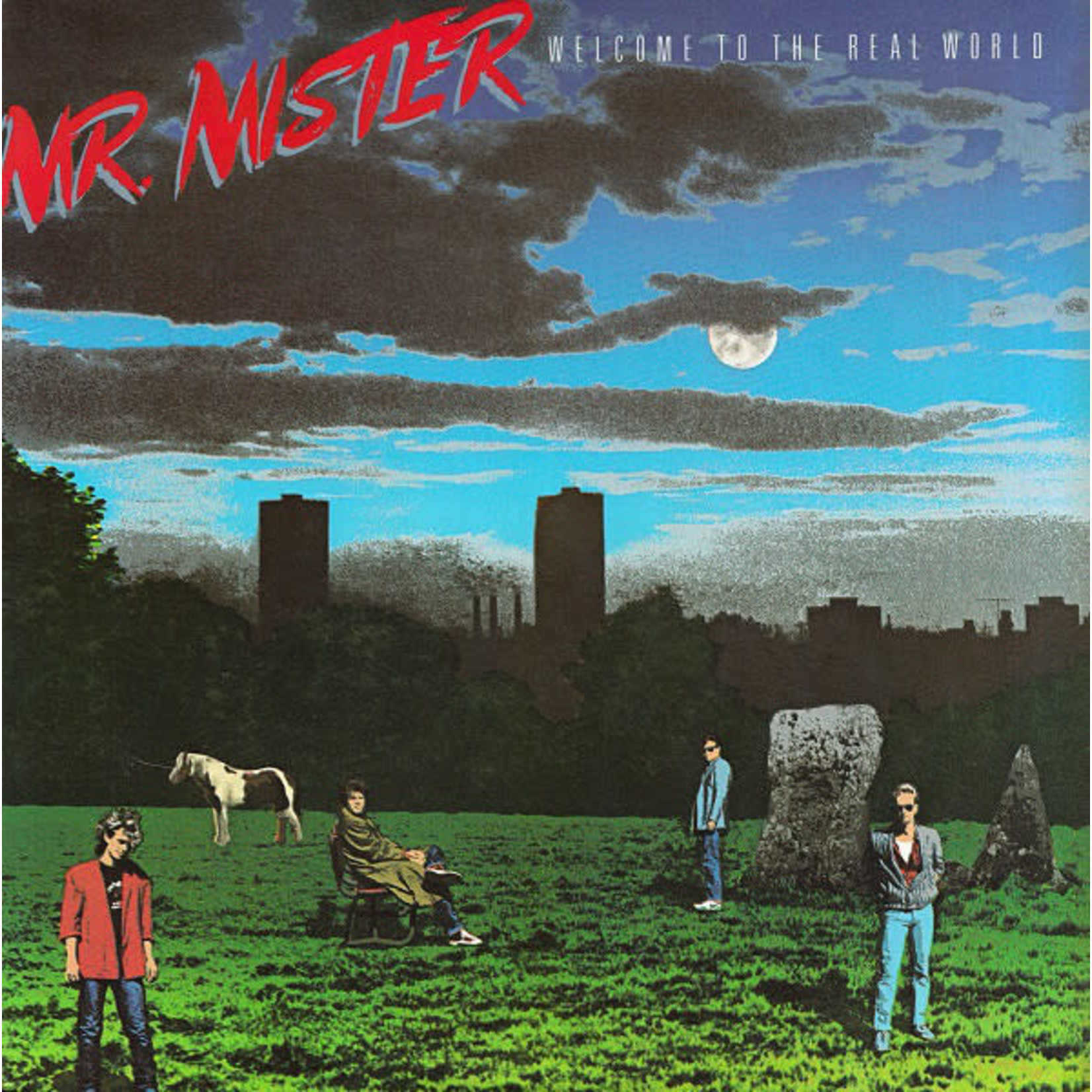 [Vintage] Mr. Mister: Welcome to the Real World
