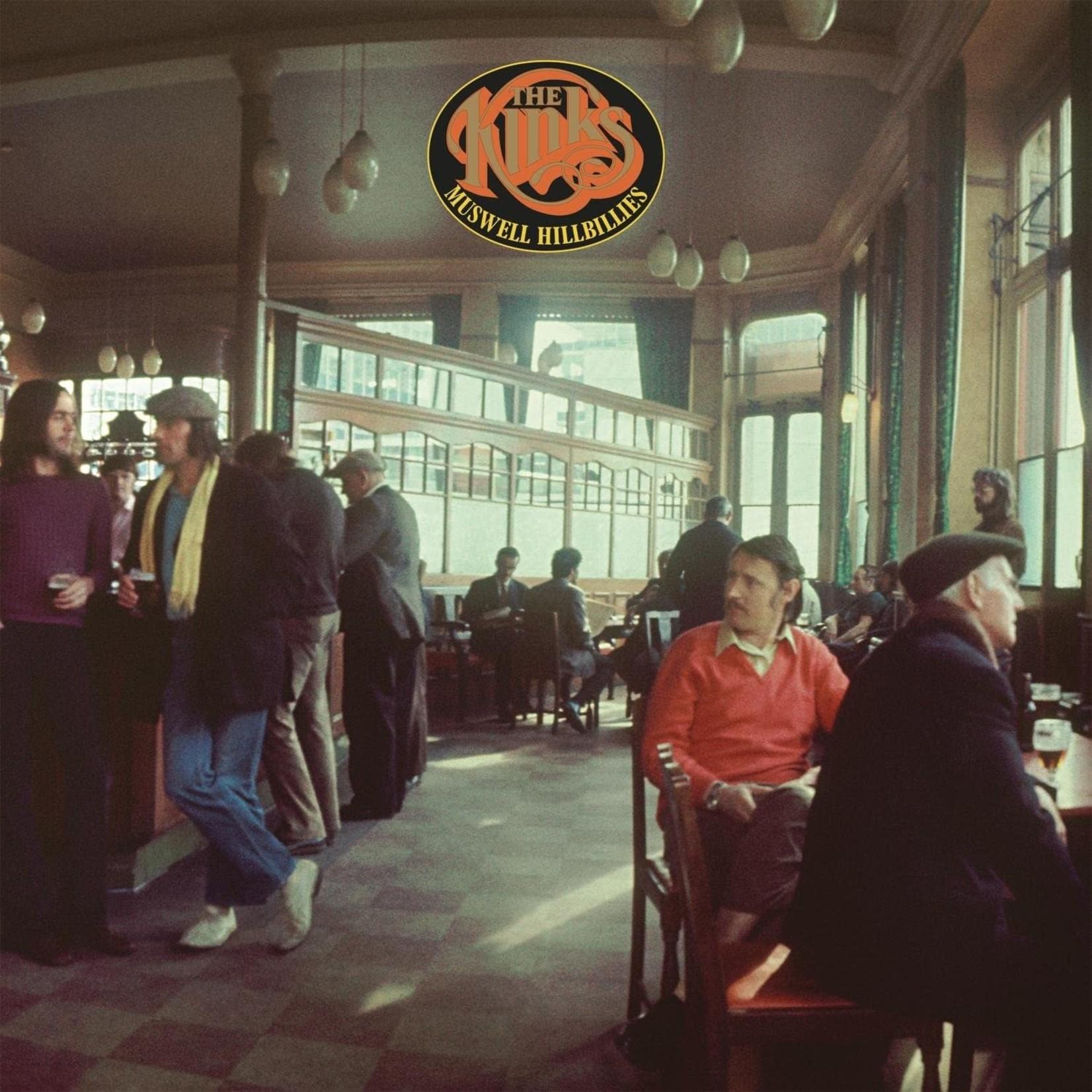 [New] Kinks: Muswell Hillbillies (2LP)