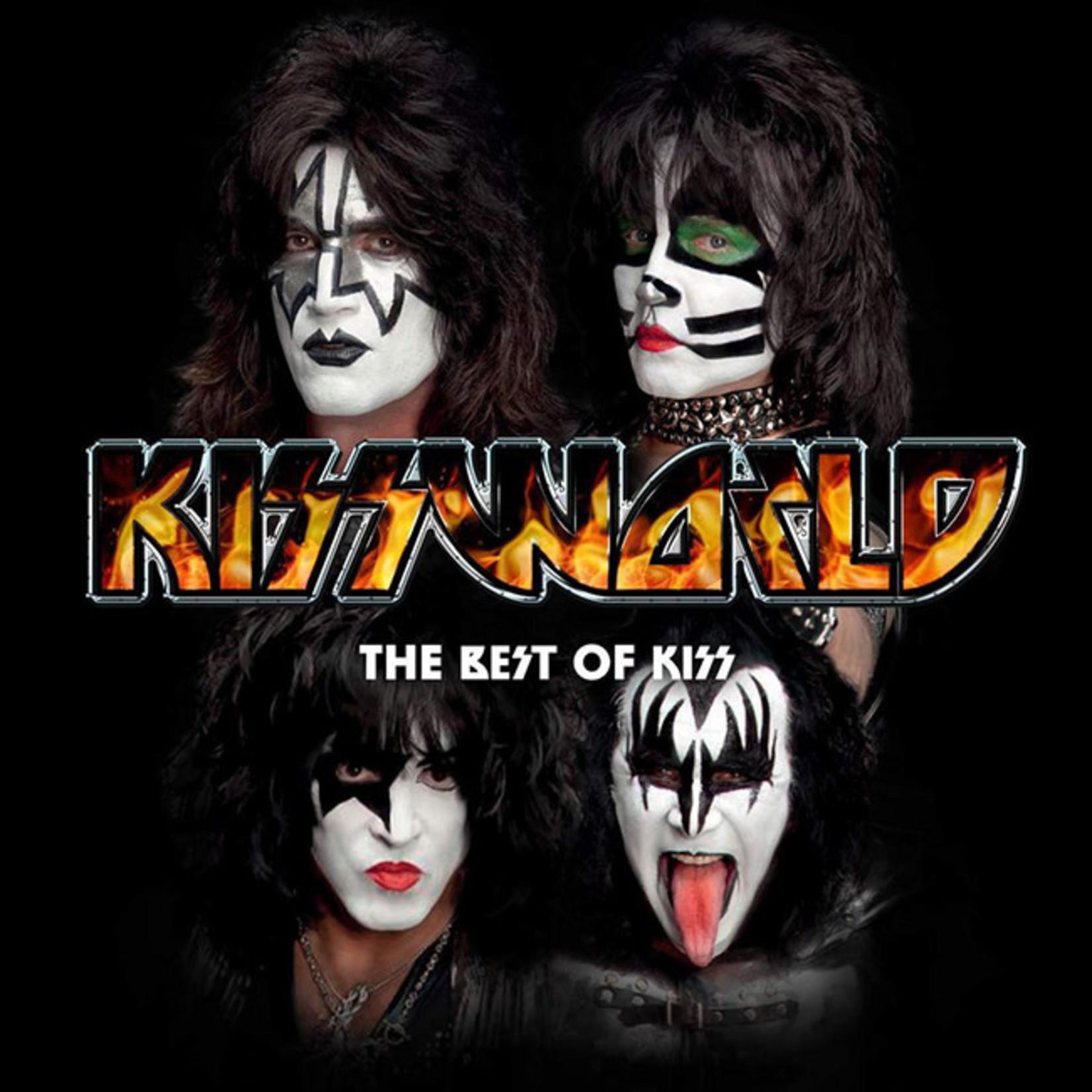 [New] Kiss: Kissworld: The Best of Kiss (2LP)