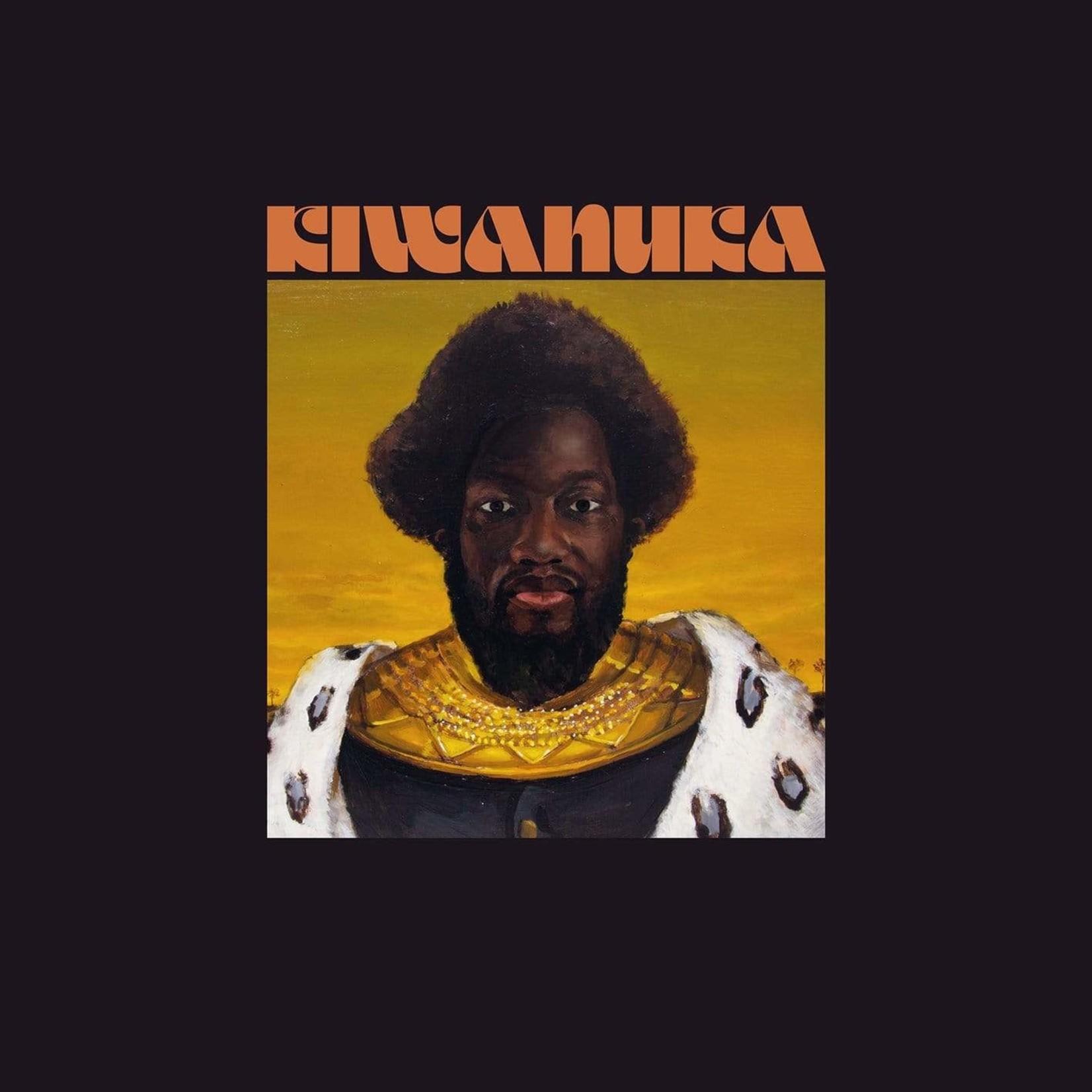[New] Kiwanuka, Michael: Kiwanuka (2LP, yellow vinyl)