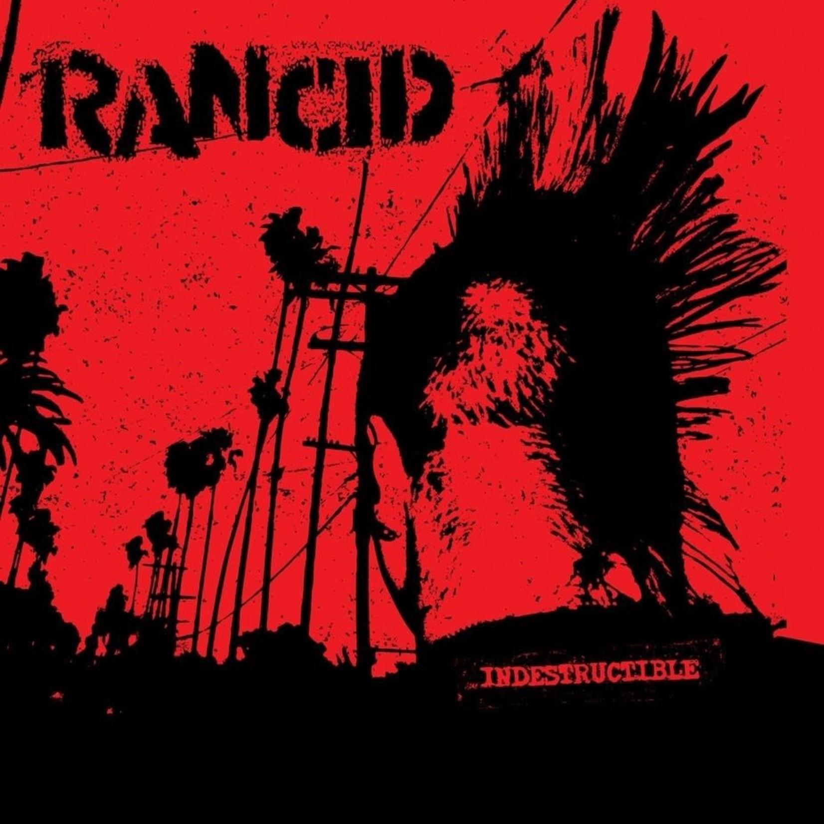 [New] Rancid: Indestructible (2LP)