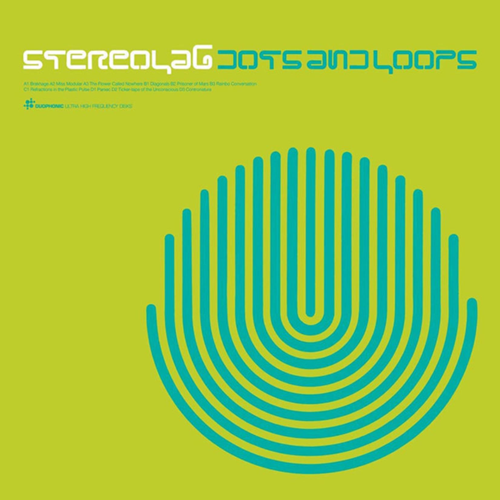 [New] Stereolab: Dots and Loops (3LP)