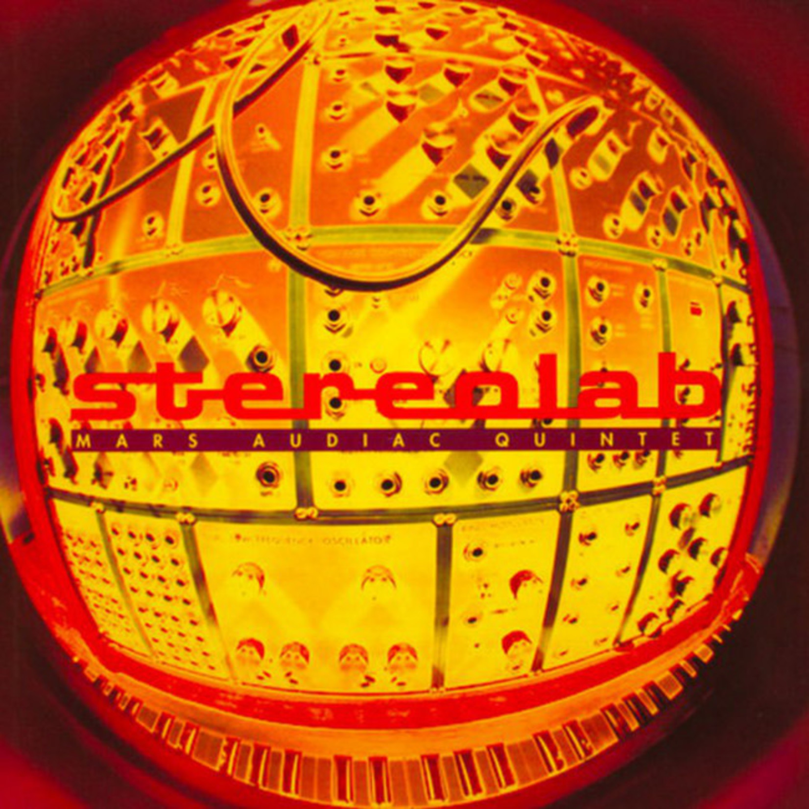 [New] Stereolab: Mars Audiac Quintet (3LP, Expanded Ed.)