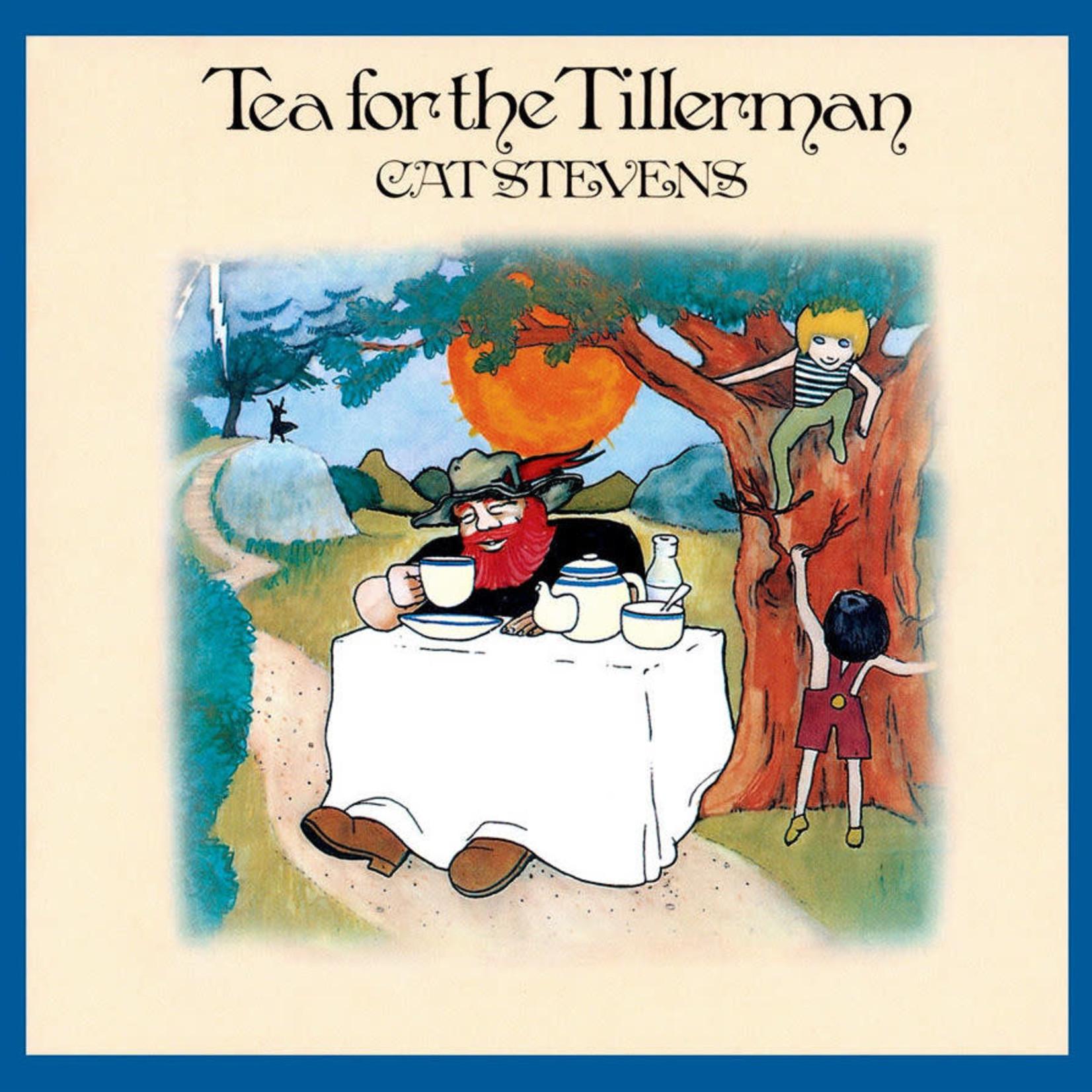 [Vintage] Stevens, Cat: Tea for the Tillerman (White/Brown A&M Reissue)