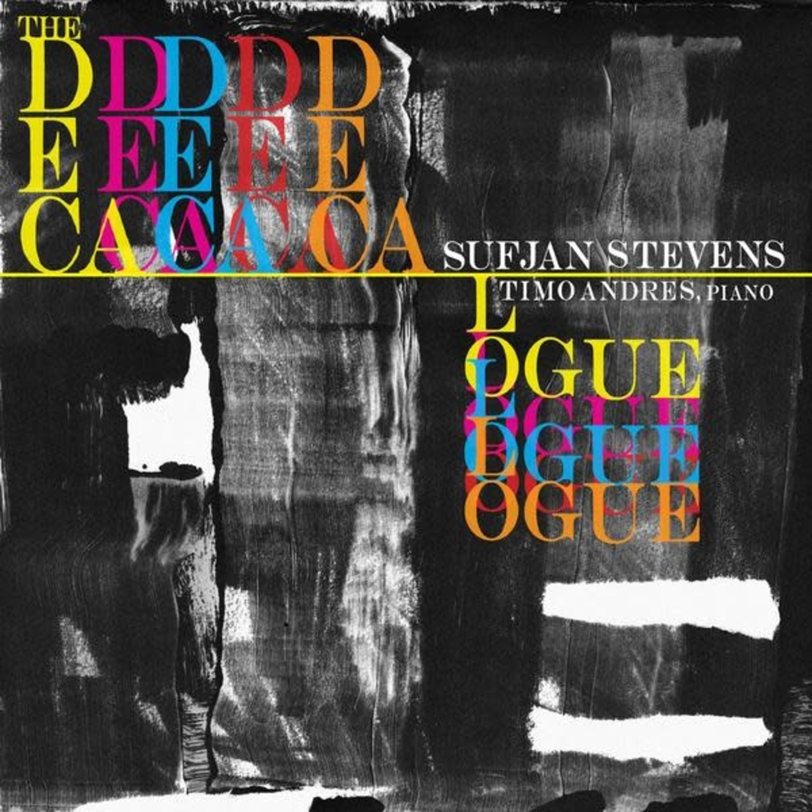 [New] Stevens, Sufjan & Timo Andres: The Decalogue
