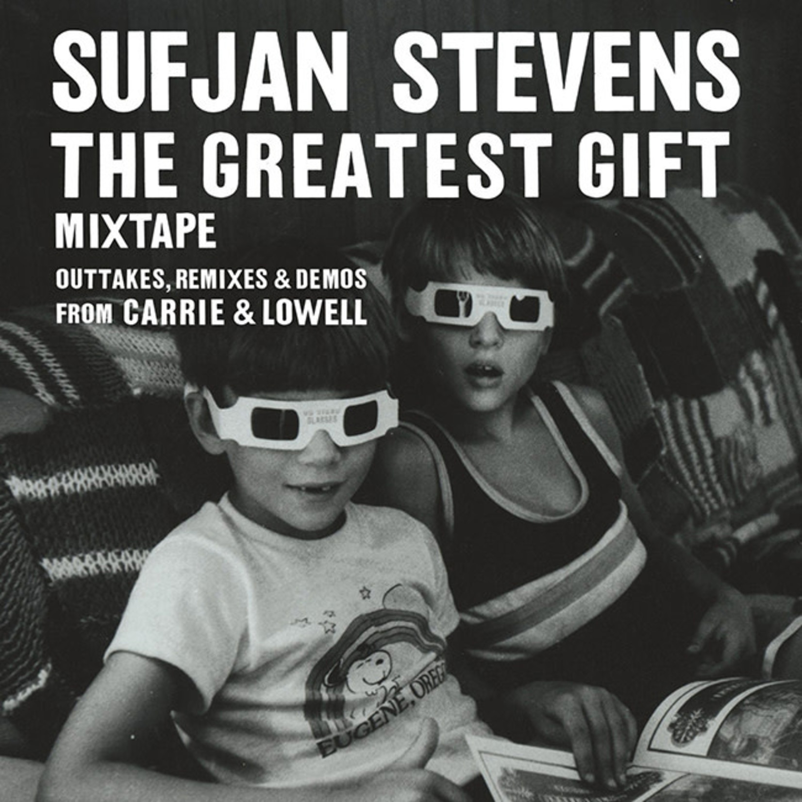 [New] Stevens, Sufjan: The Greatest Gift (Outtakes, Remixes & Demos From Carrie & Lowell)