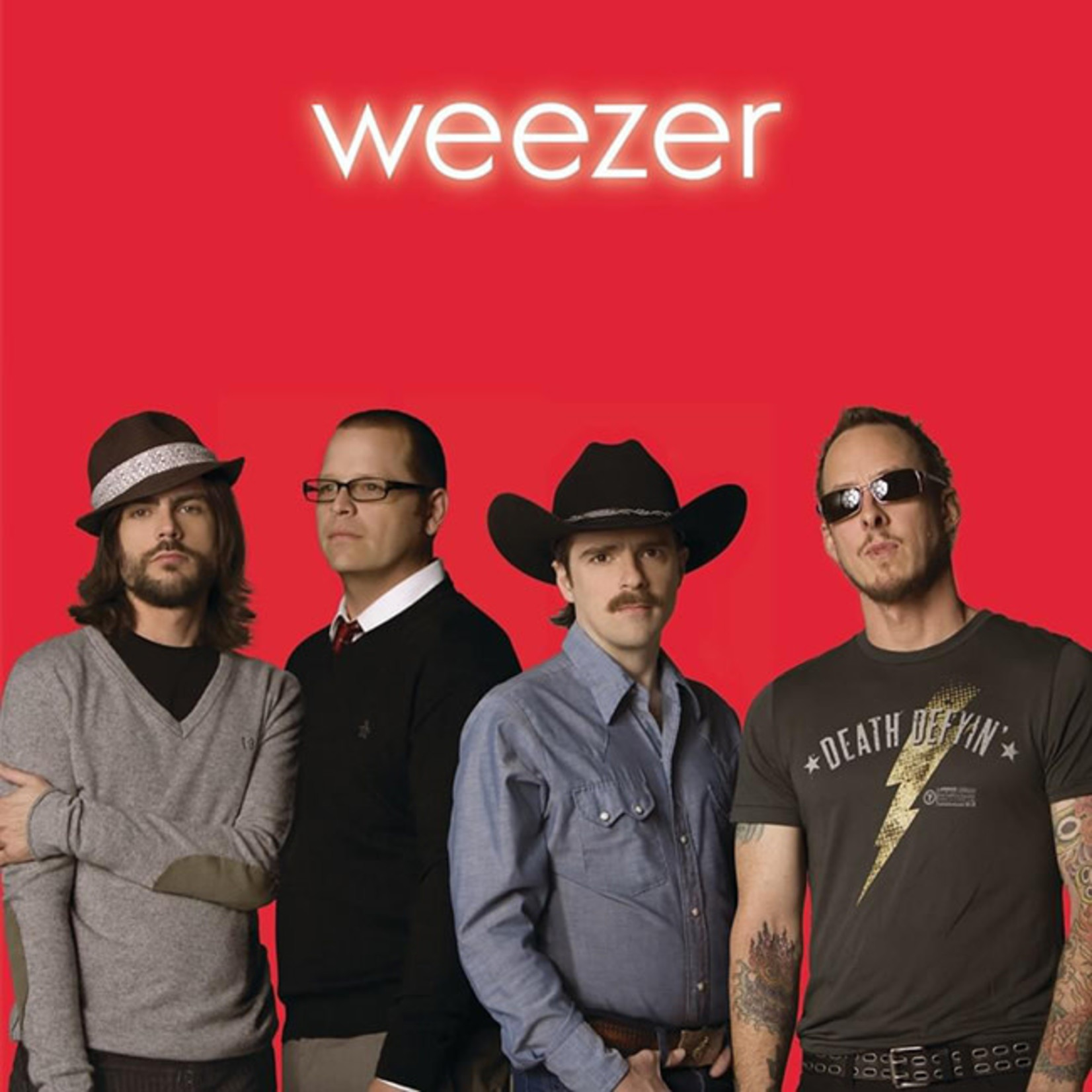 [New] Weezer: self-titled (red album)