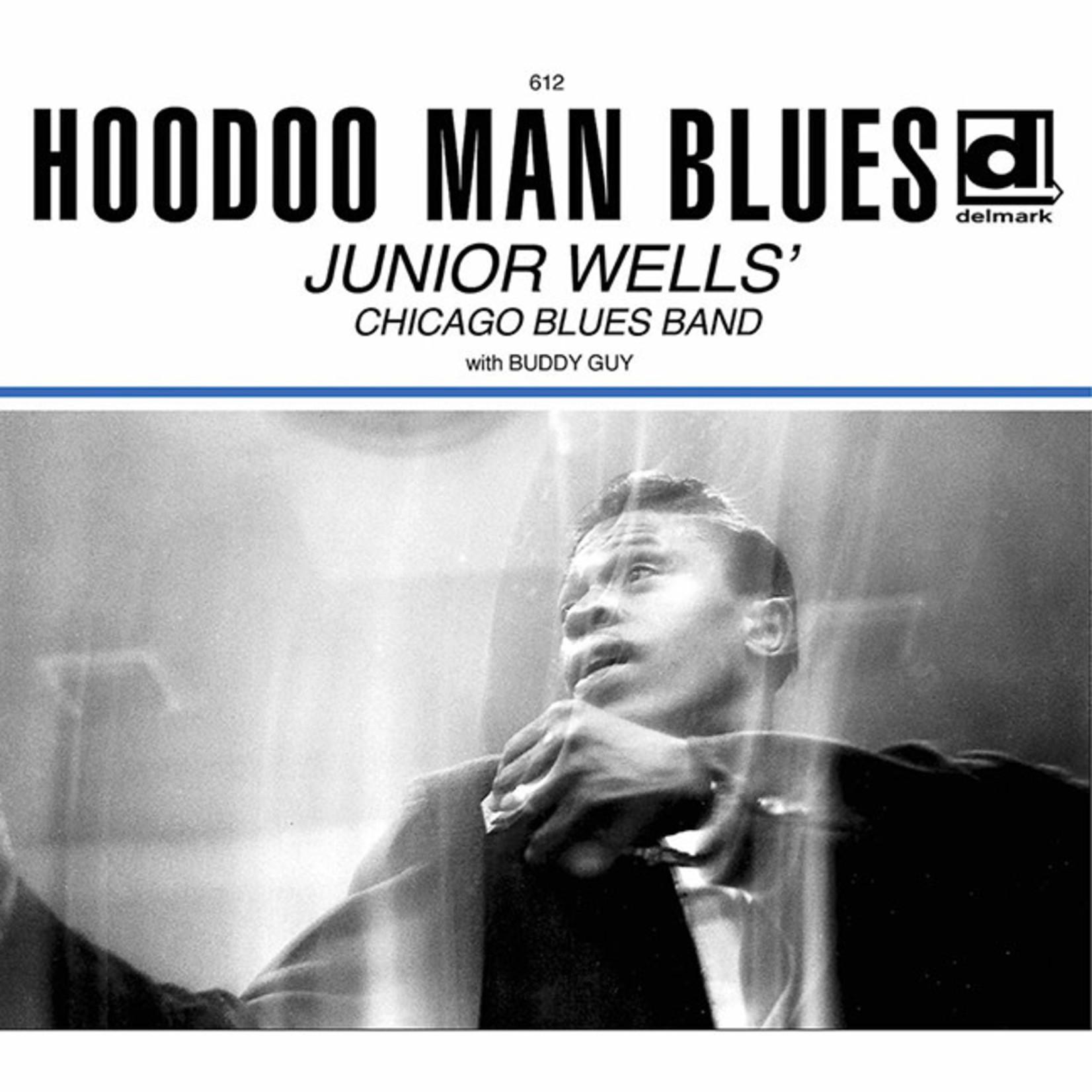 [New] Wells, Junior: Hoodoo Man Blues