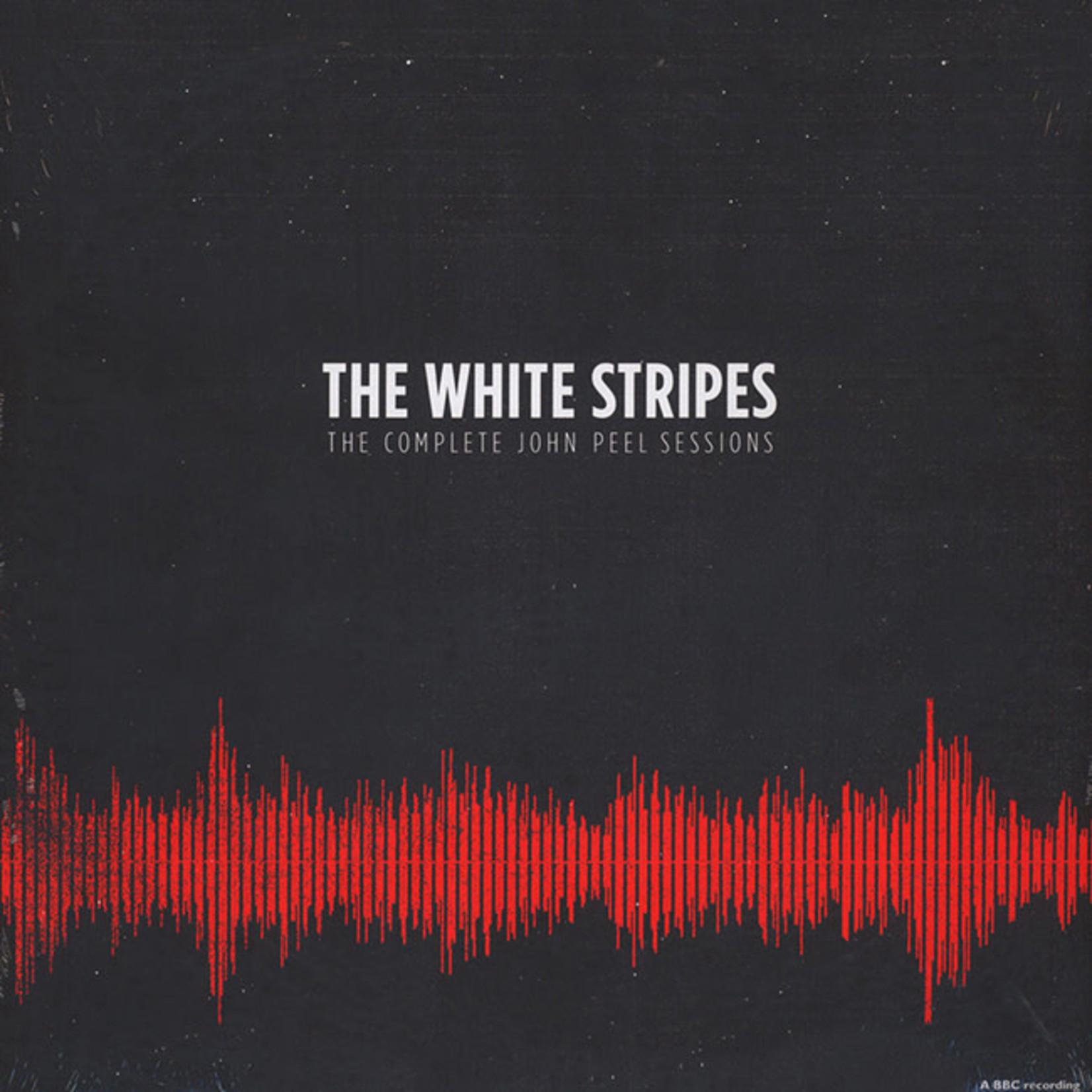 [New] White Stripes: The Complete John Peel Sessions (2LP, colour vinyl)