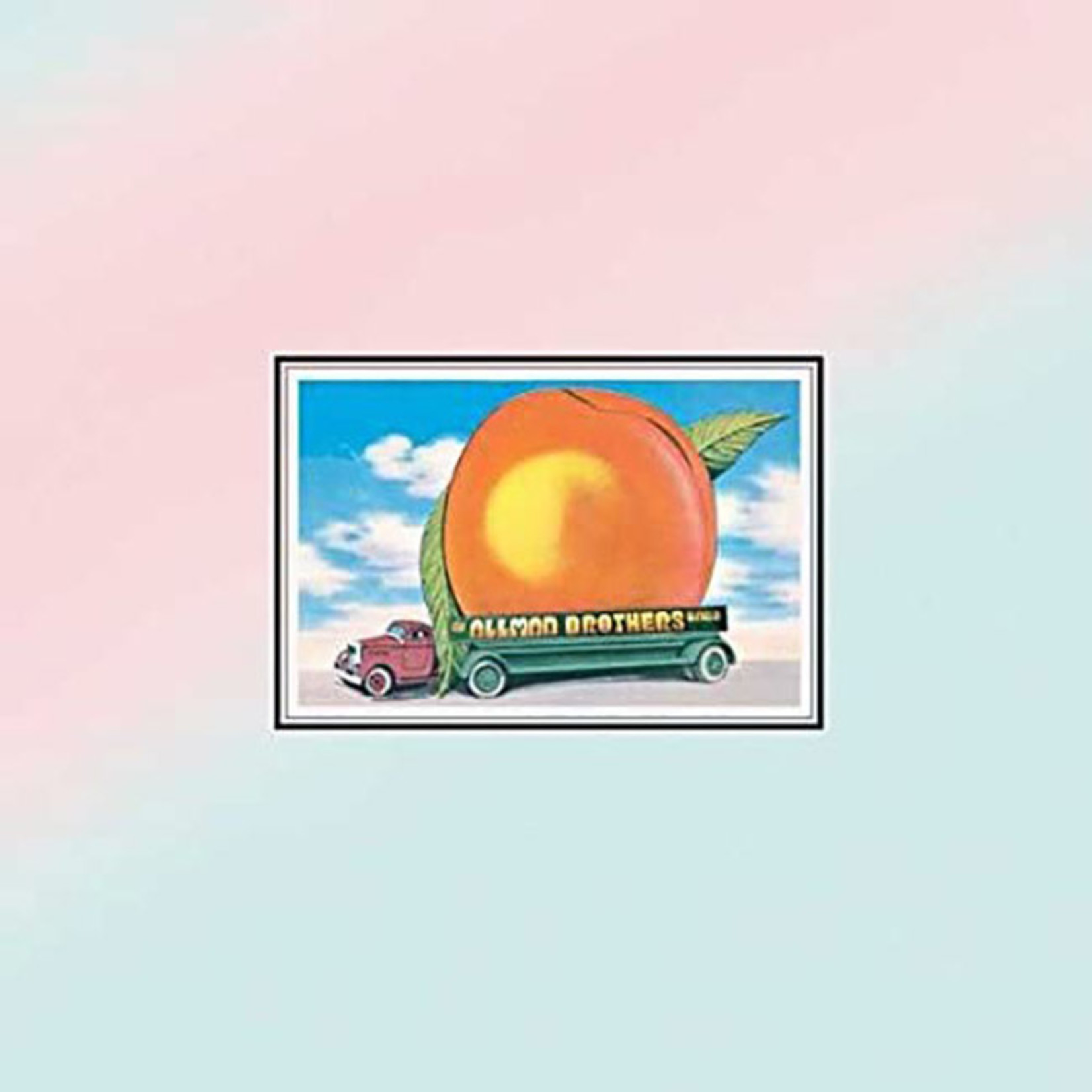 [New] Allman Brothers Band: Eat A Peach (2LP)