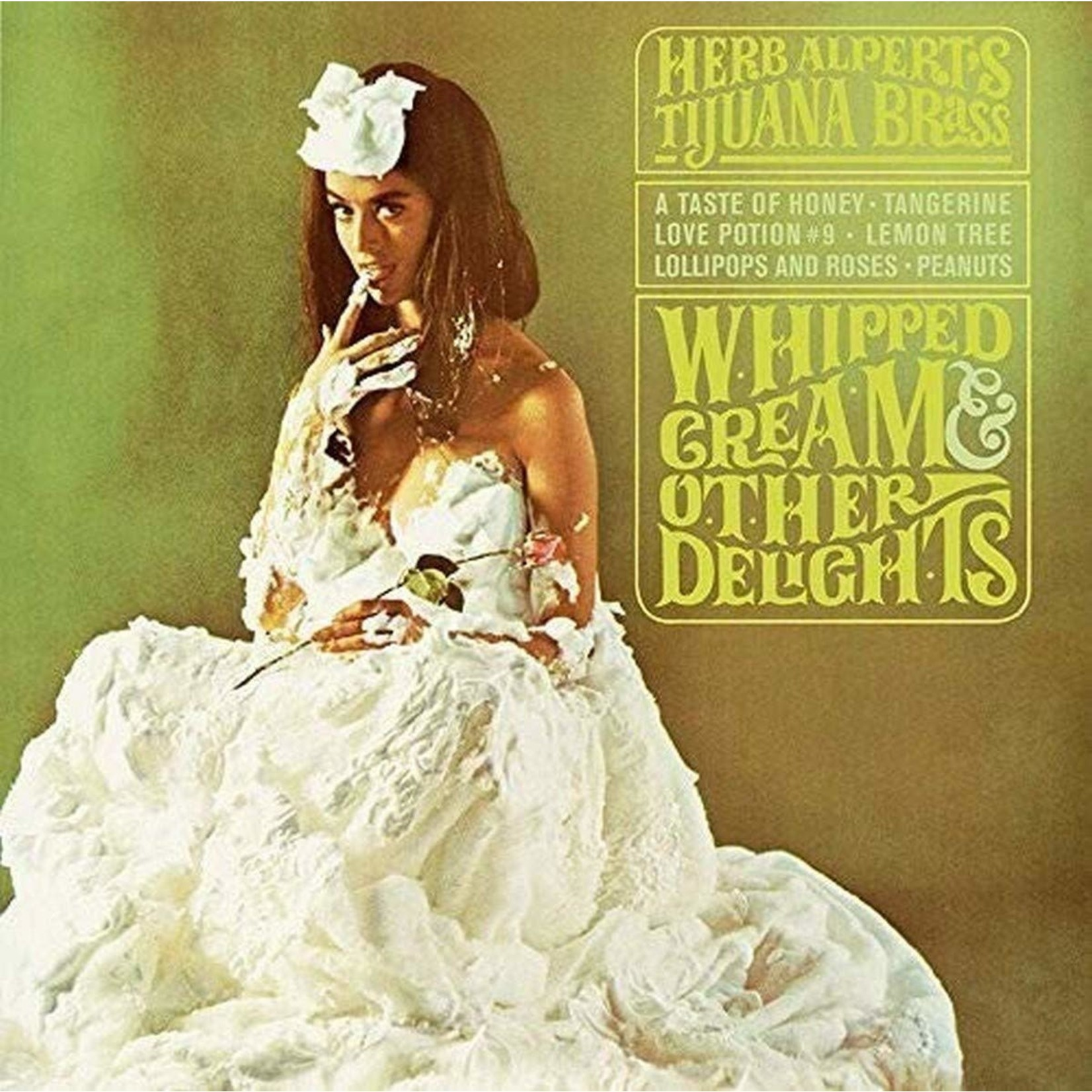 [Vintage] Alpert, Herb: Whipped Cream & Other Delights