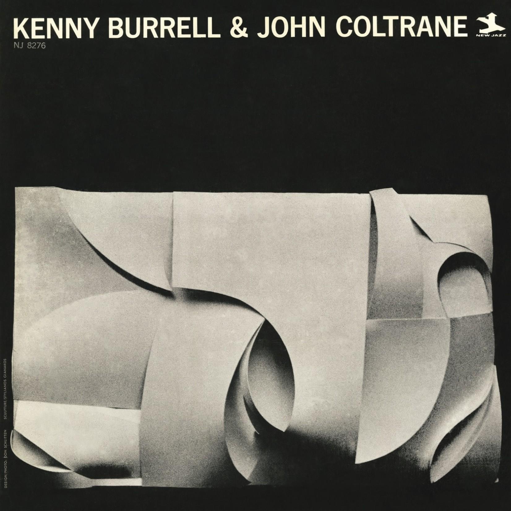 [New] Burrell, Kenny & John Coltrane: Kenny Burrell And John Coltrane