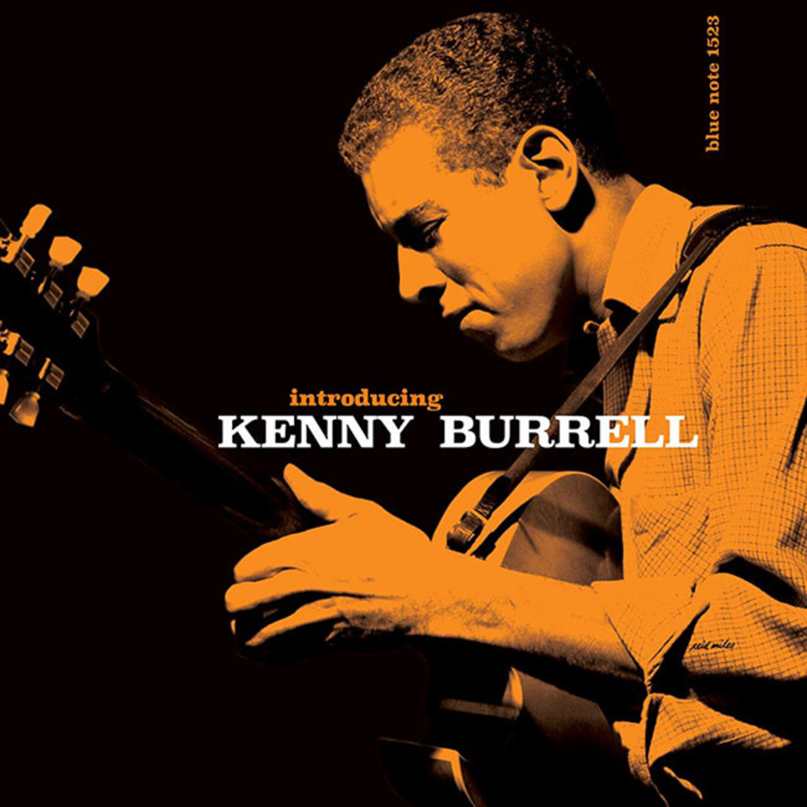 [New] Burrell, Kenny: Introducing Kenny Burrell (Tone Poet Series)
