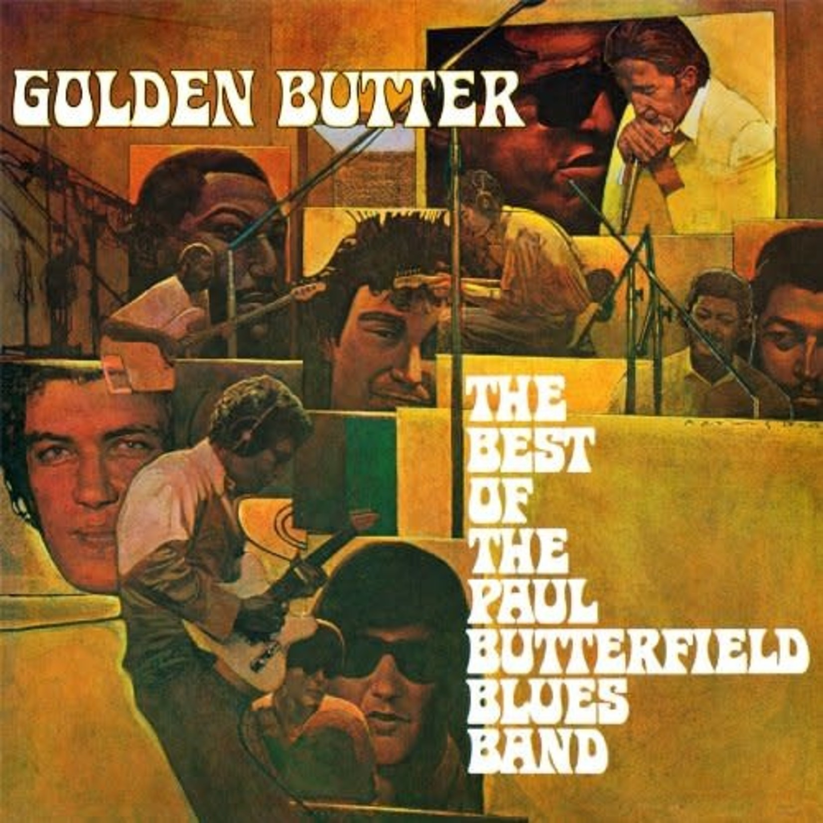 [Vintage] Butterfield, Paul: Golden Butter (Best of) (2LP)