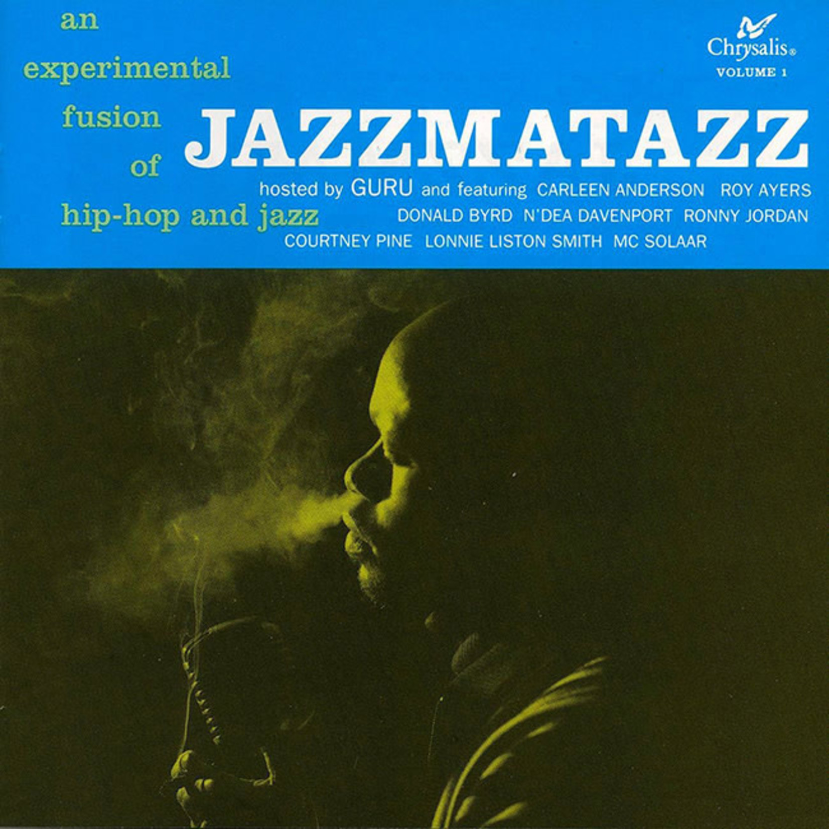 [New] Guru: Jazzmatazz Vol. 1