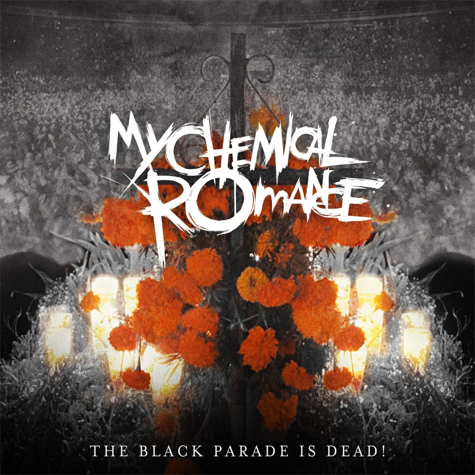[New] My Chemical Romance: The Black Parade Is Dead! (2LP)