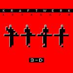 [New] Kraftwerk: 3-D (1 2 3 4 5 6 7 8) (2LP)