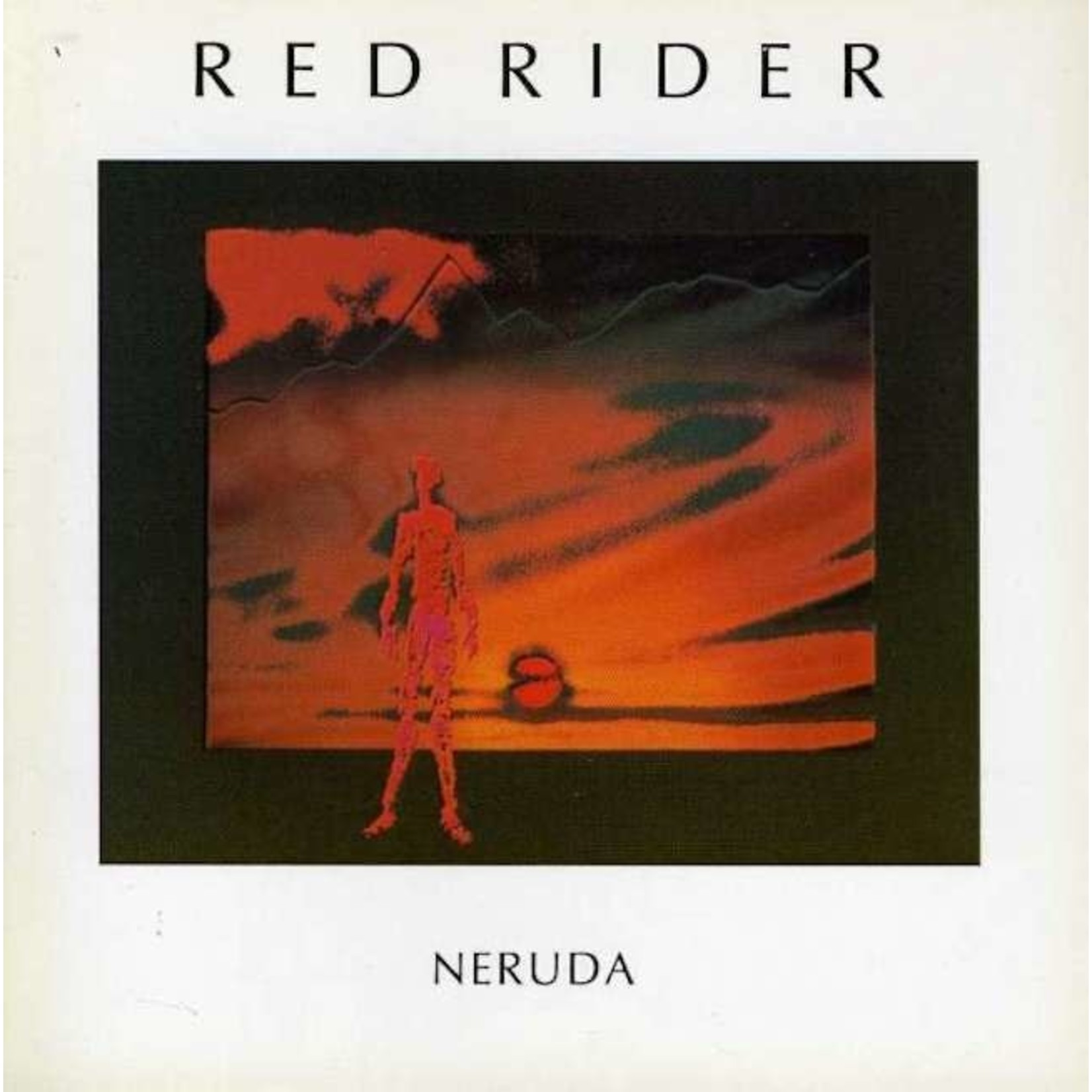[Vintage] Red Rider: Neruda