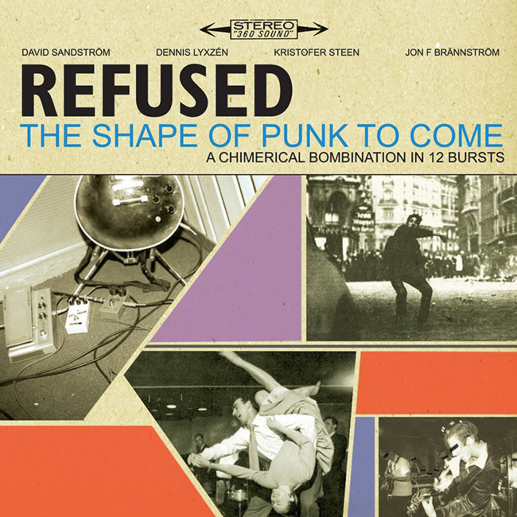 [New] Refused: The Shape of Punk To Come (2LP)