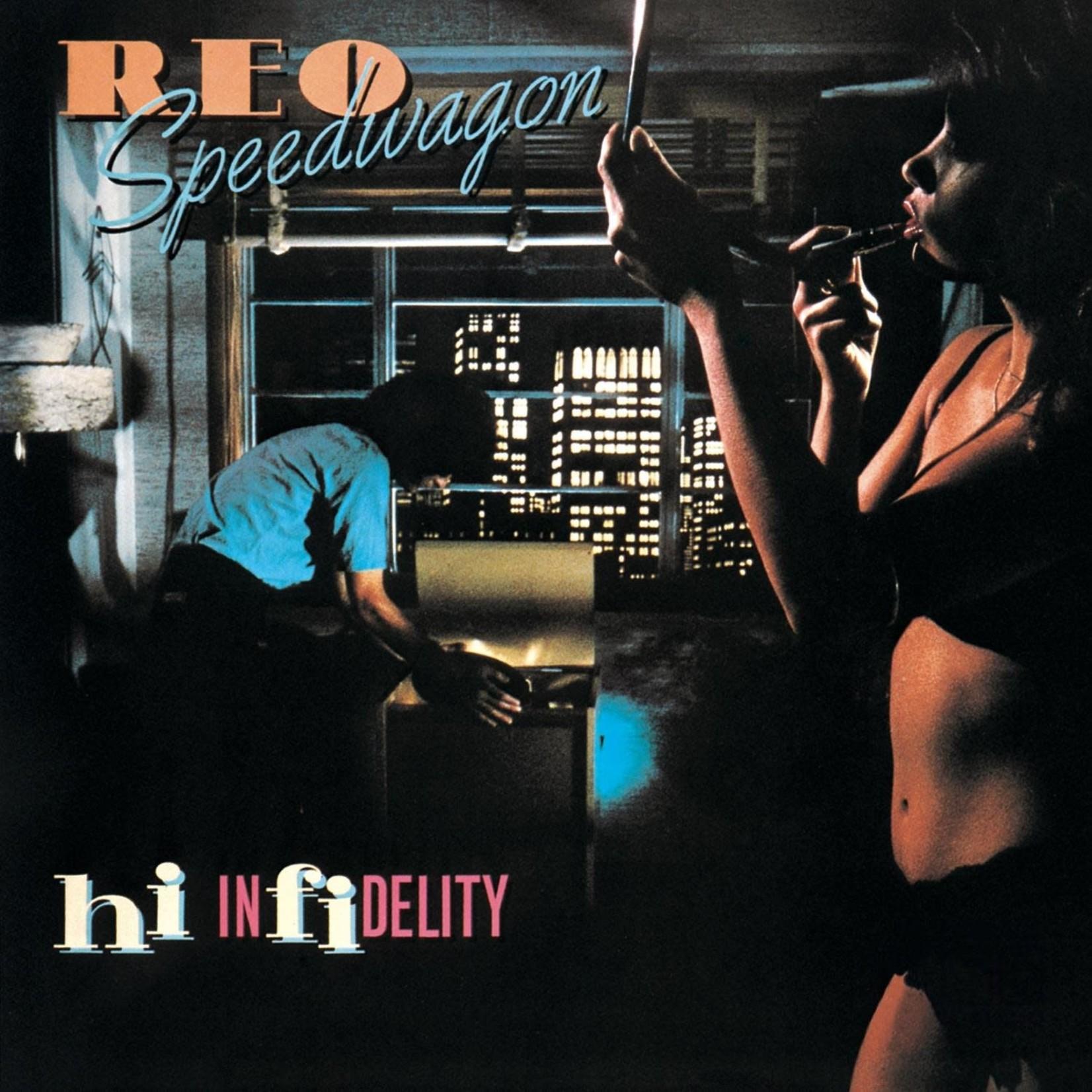 [Vintage] Reo Speedwagon: Hi Infidelity