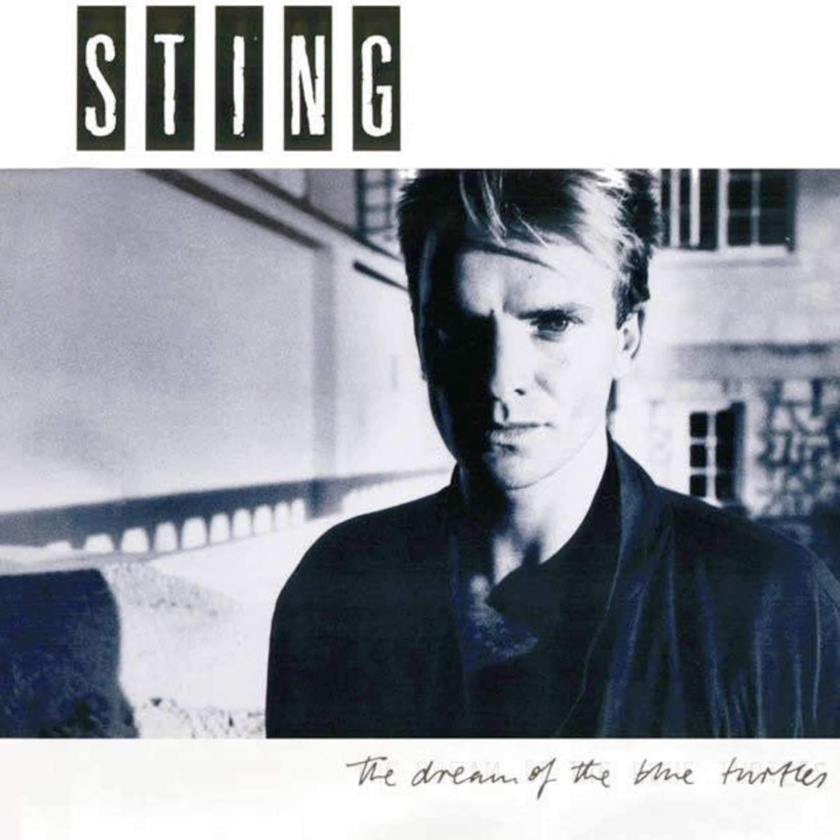 [Vintage] Sting (Police): Dream of the Blue Turtles