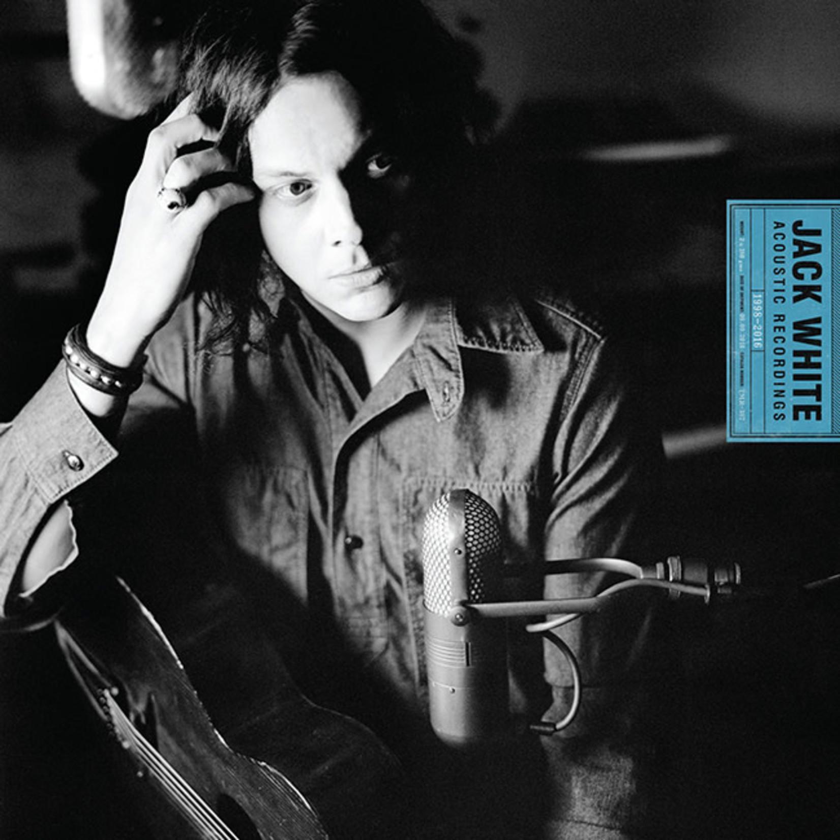 [New] White, Jack (The White Stripes): Jack White Acoustic Recordings 1998 - 2016
