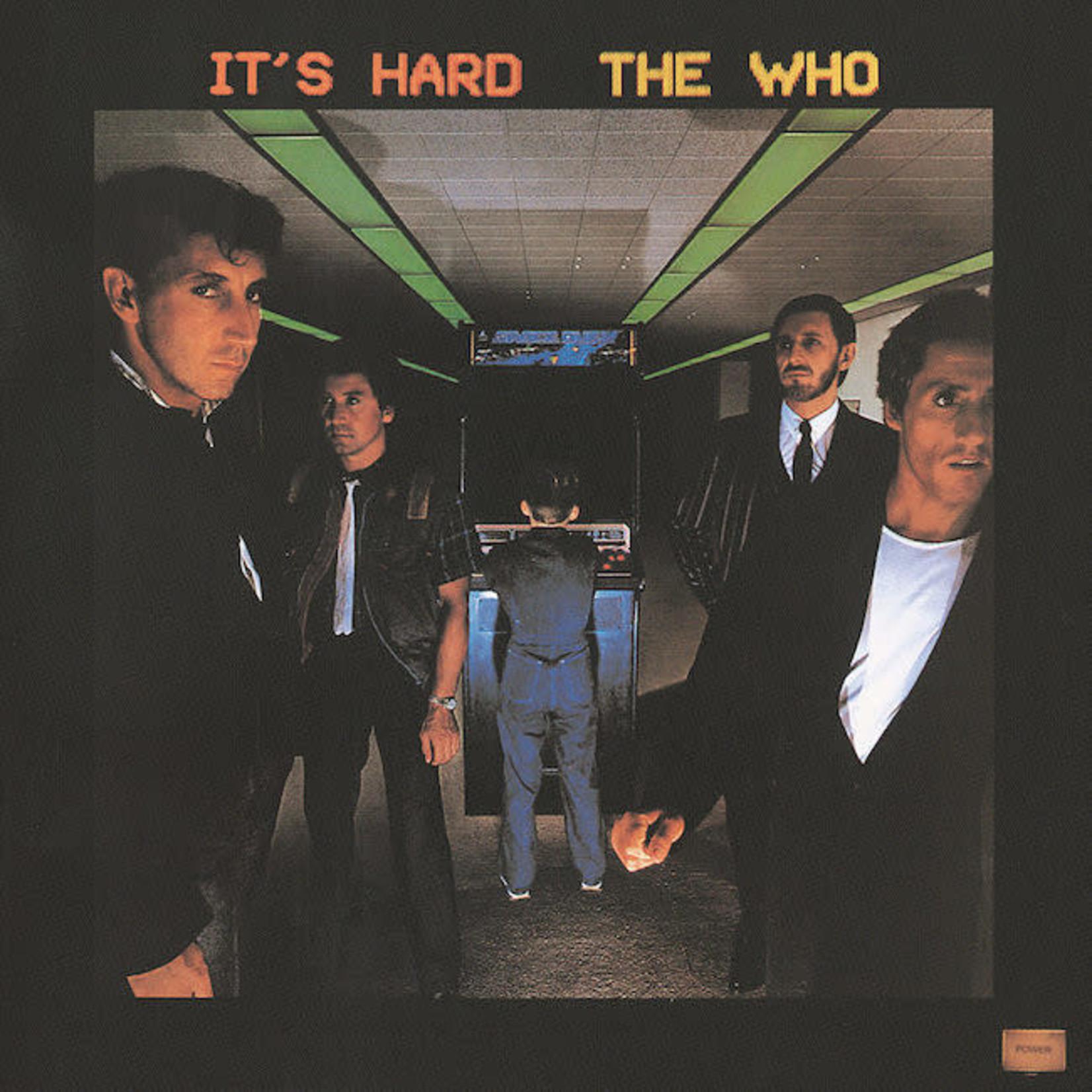 [Vintage] Who: It's Hard
