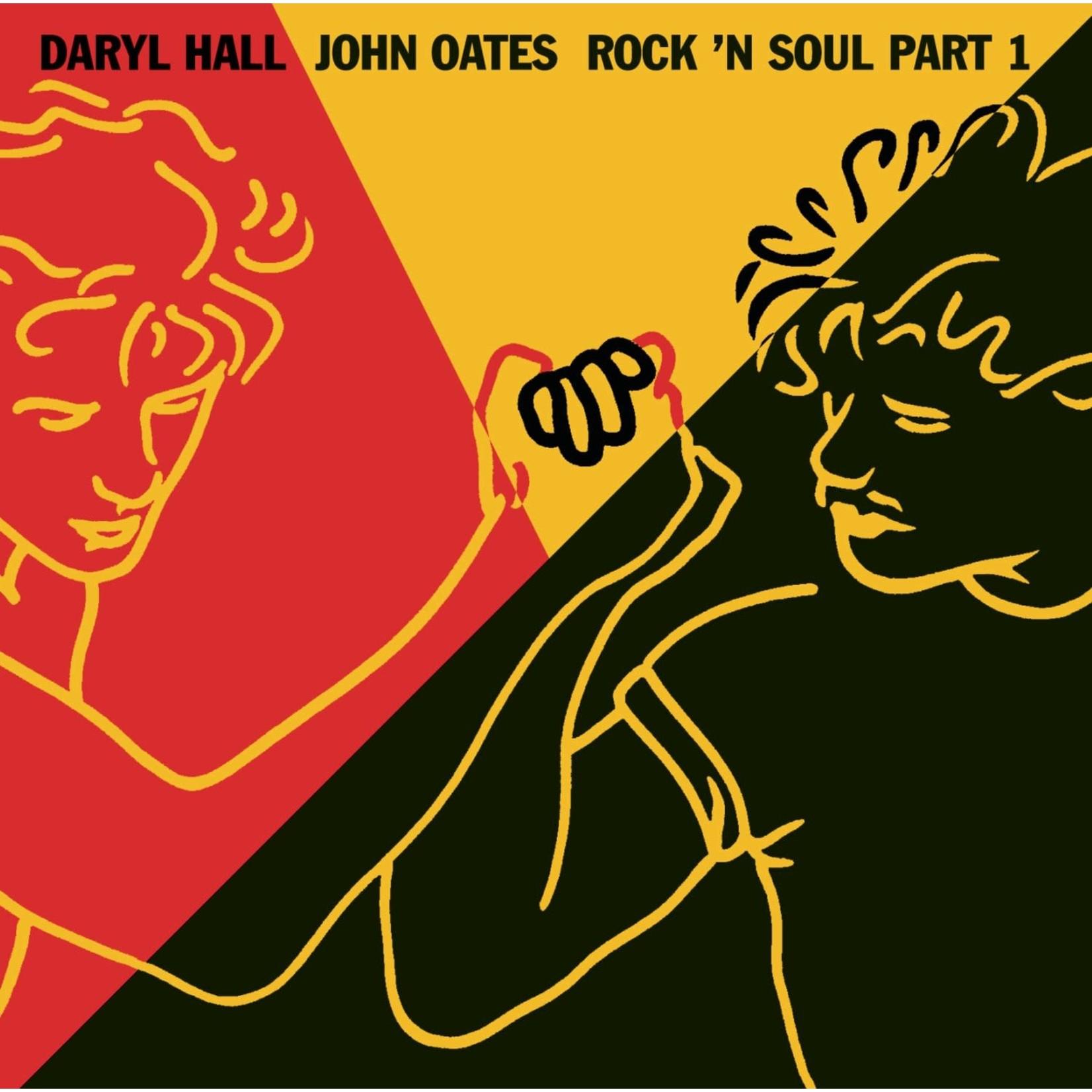 [Vintage] Hall, Daryl & John Oates: Rock & Soul Part 1 (Greatest Hits)