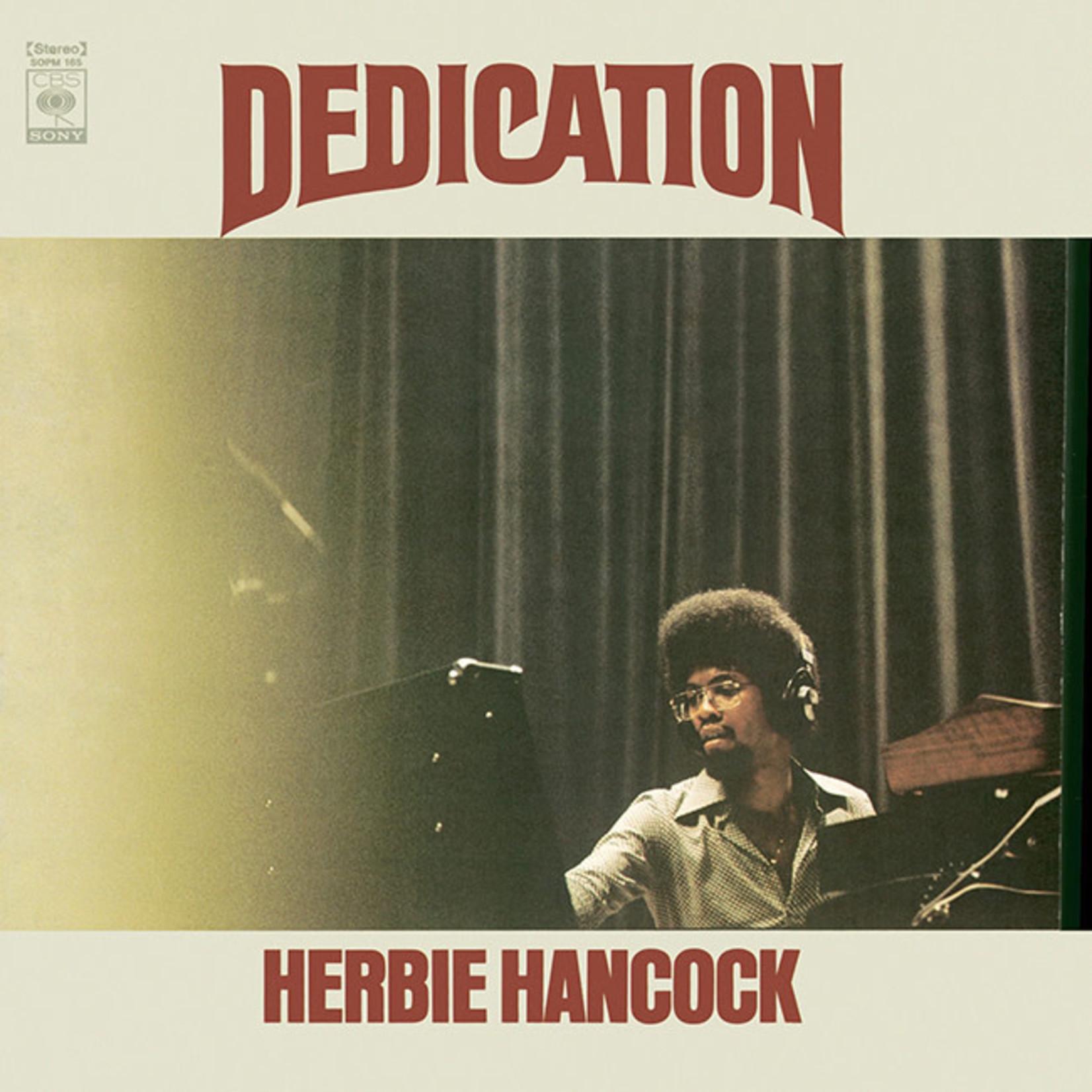 [New] Hancock, Herbie: Dedication