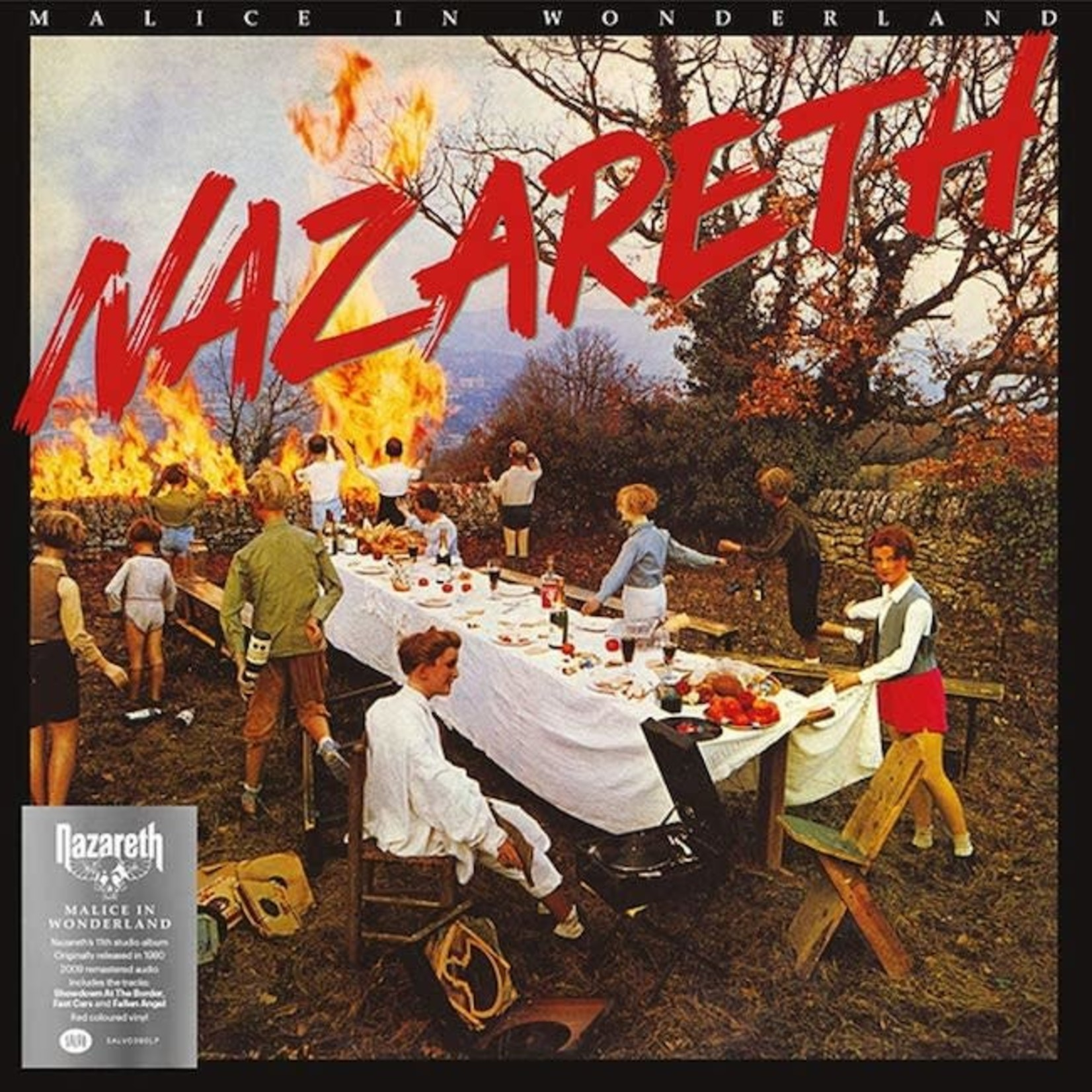 [Vintage] Nazareth: Malice in Wonderland