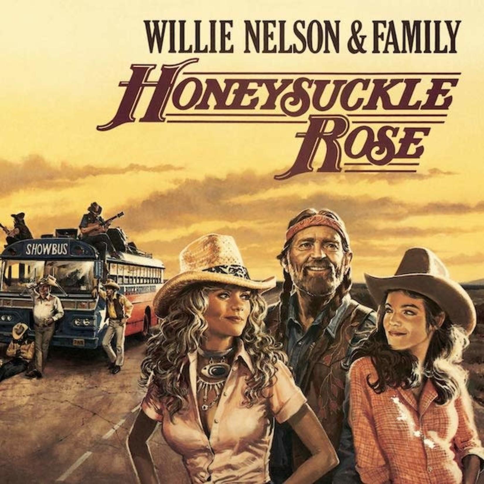 [Vintage] Nelson, Willie & Family: Honeysuckle Rose