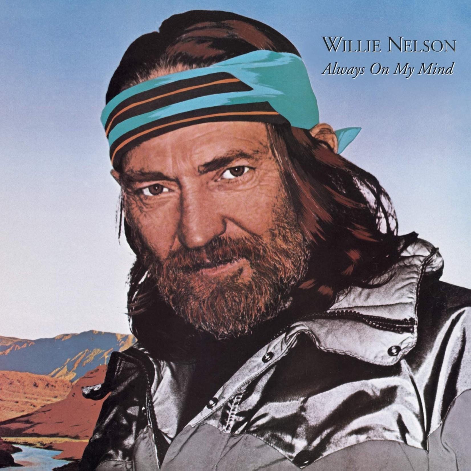 [Vintage] Nelson, Willie: Always on My Mind