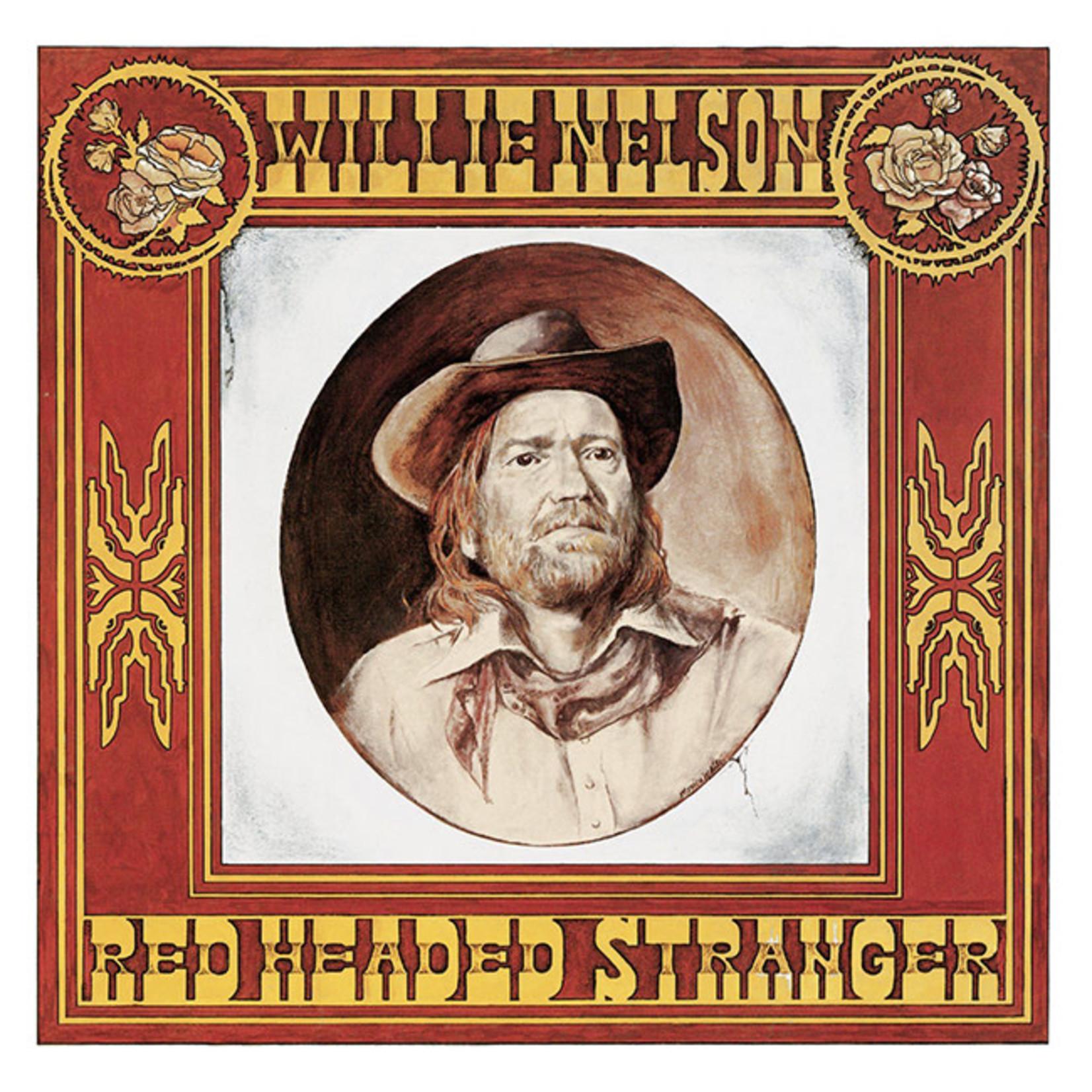 [New] Nelson, Willie: Red Headed Stranger