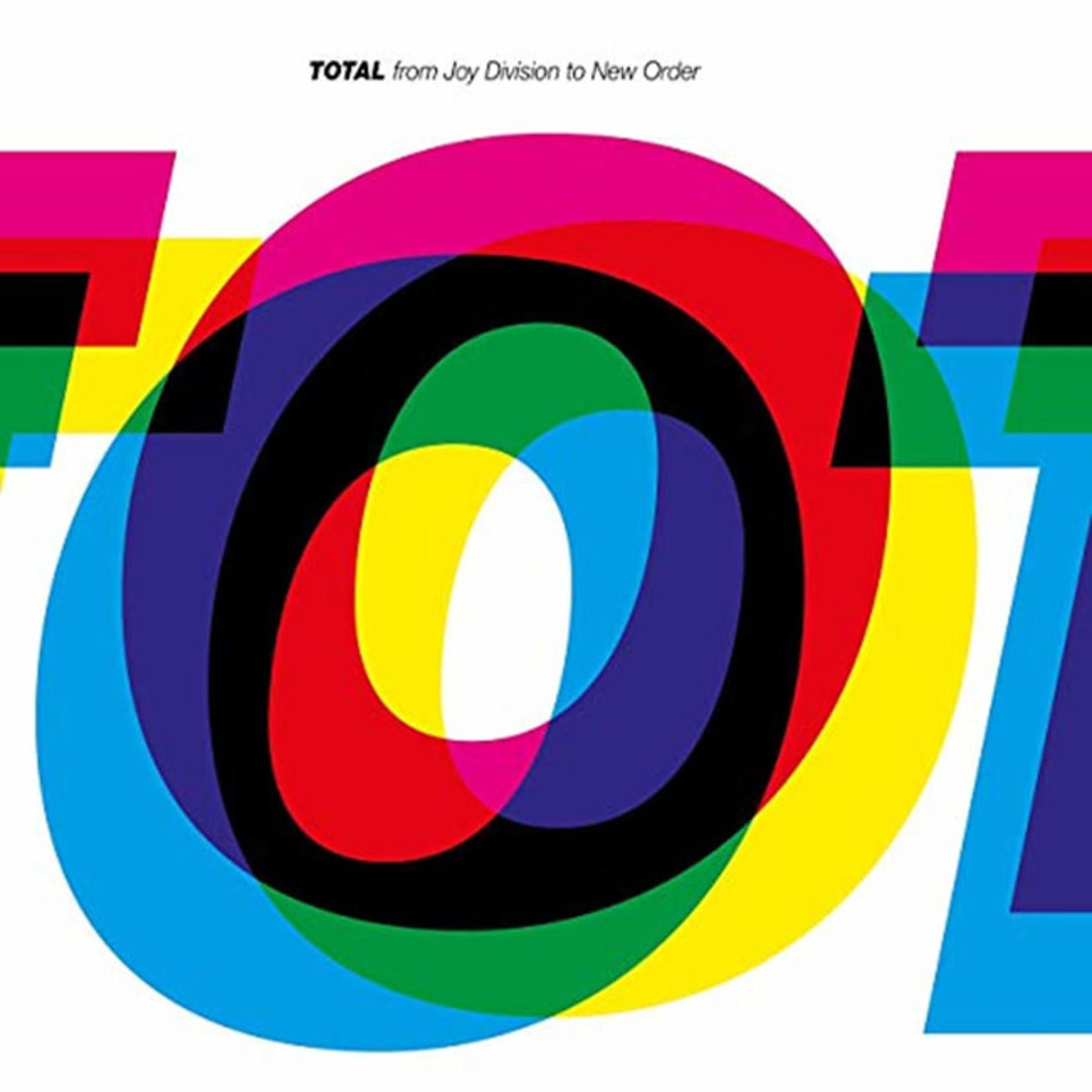 [New] New Order / Joy Division: Total (2LP)