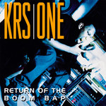 [New] KRS-One: Return Of The Boom Bap (2LP)