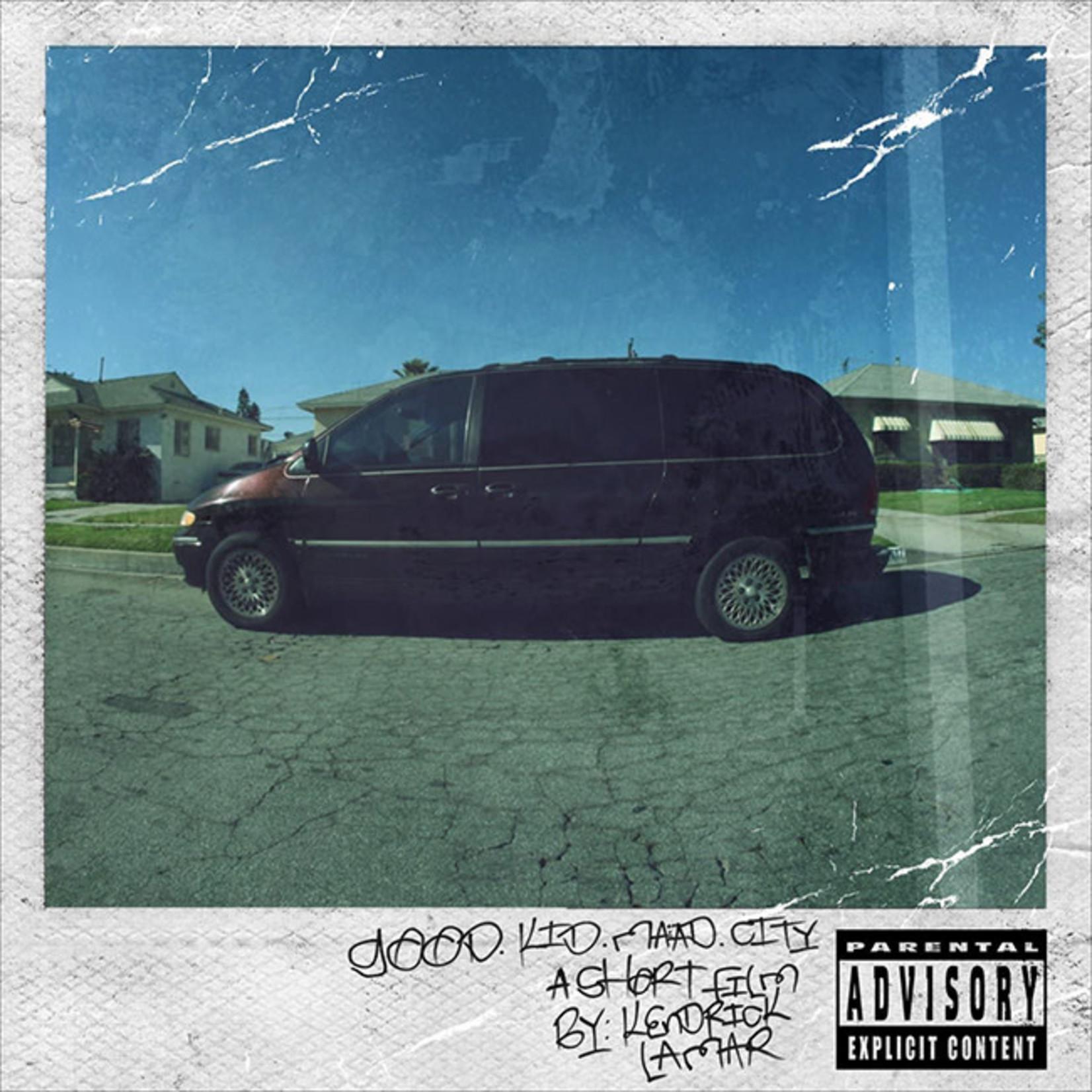 [New] Lamar, Kendrick: Good Kid, M.A.A.d City (2LP)
