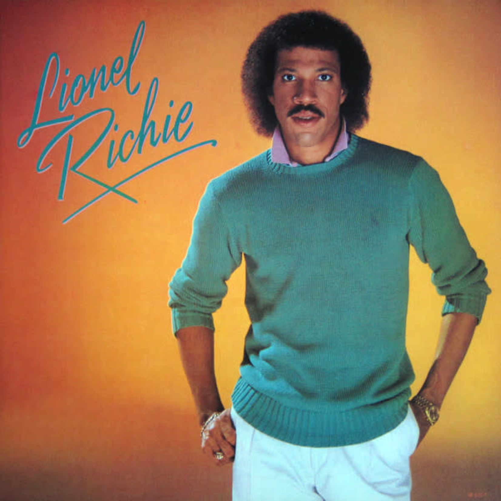 [Vintage] Richie, Lionel: self-titled