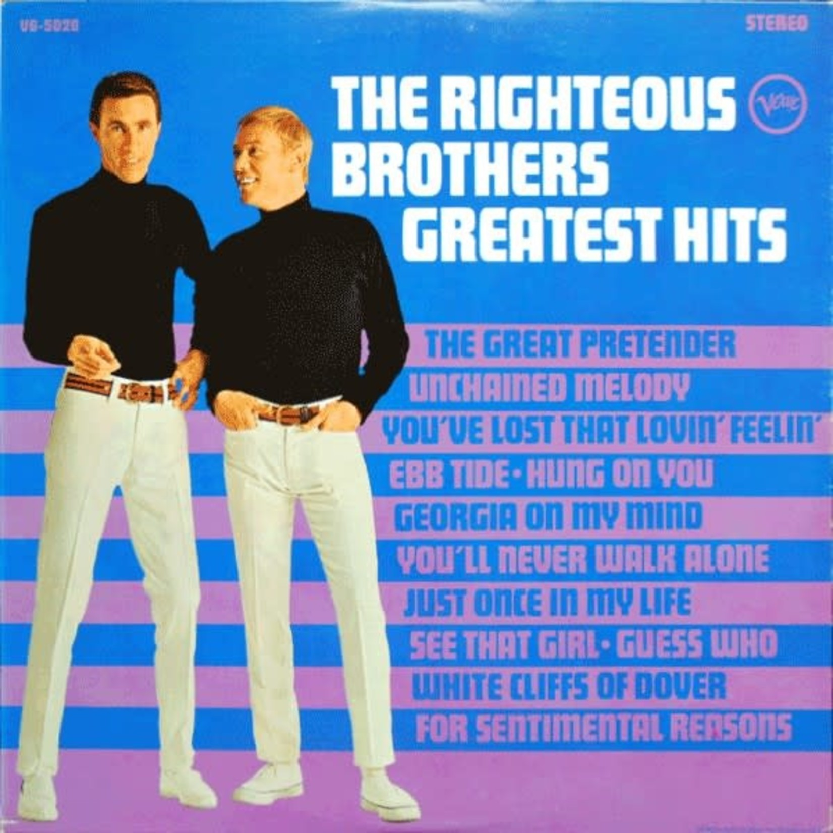 [Vintage] Righteous Brothers: Greatest Hits