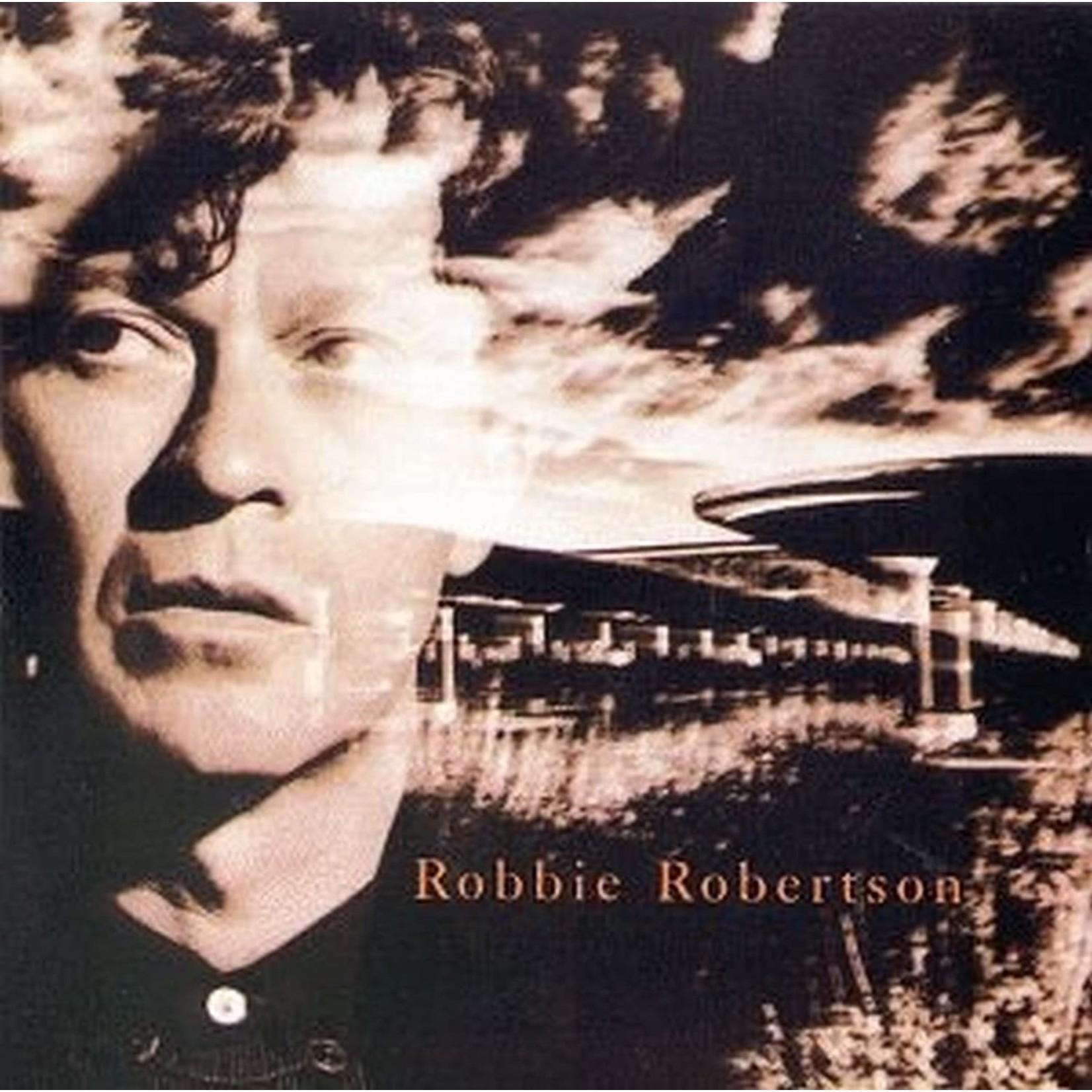 [Vintage] Robertson, Robbie: self-titled