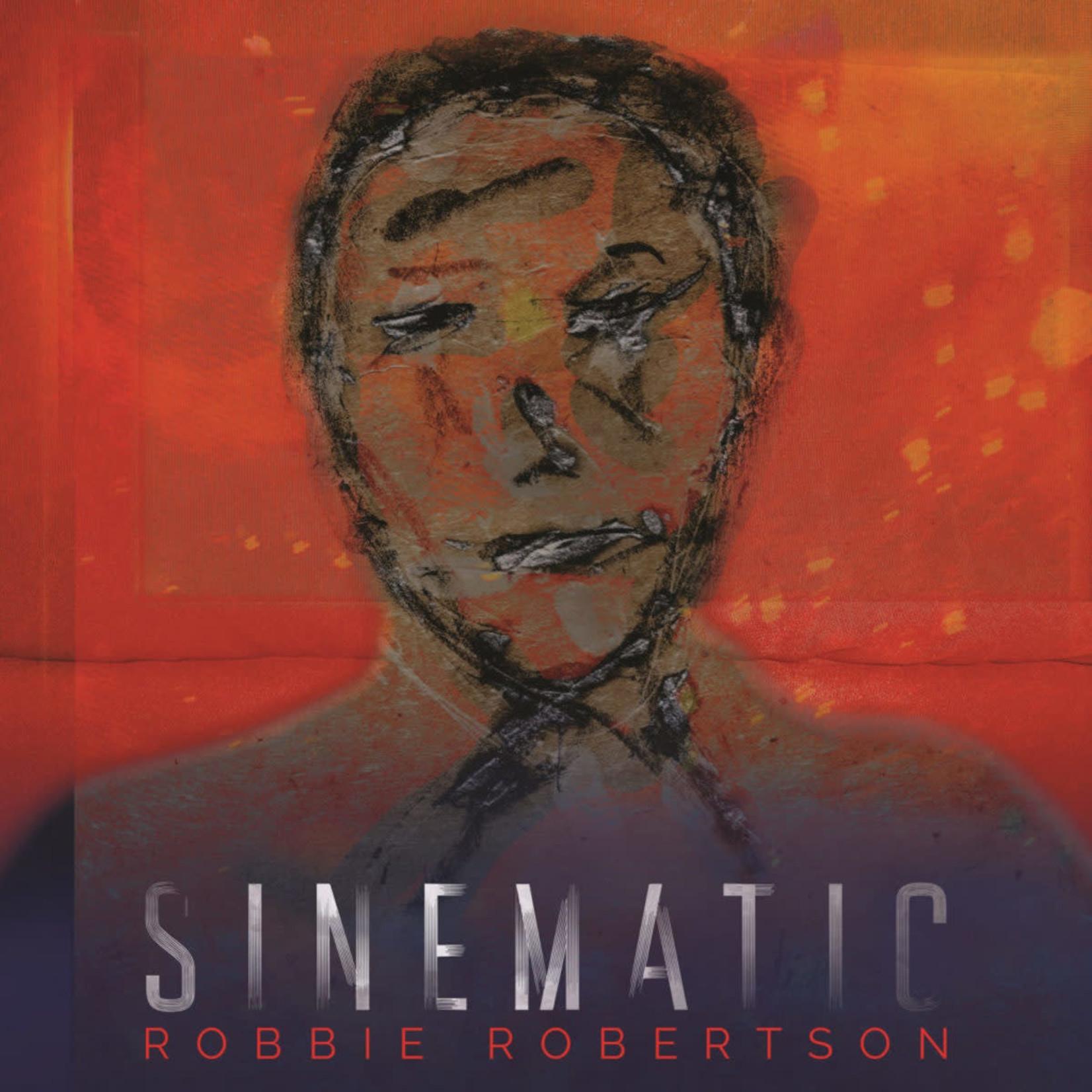 [New] Robertson, Robbie: Sinematic (2LP)