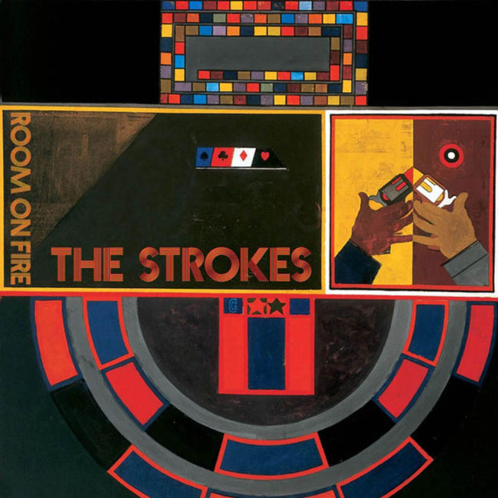[New] Strokes: Room On Fire (colour vinyl)