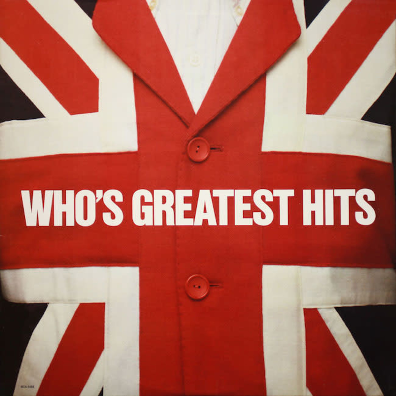 [Vintage] Who: Who's Greatest Hits